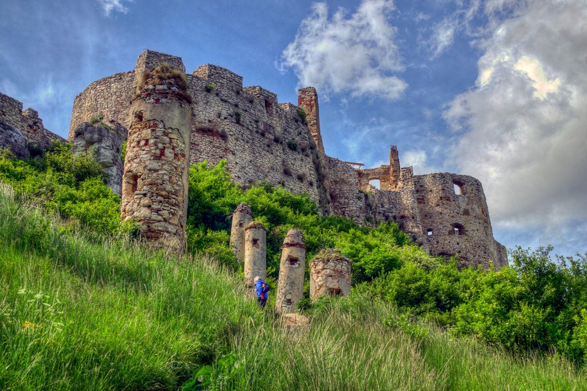 Best time for Spiš Castle 2020