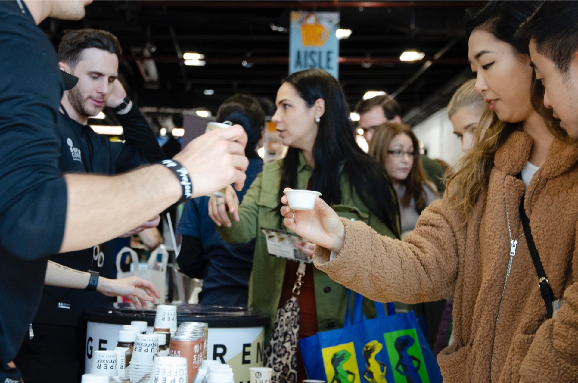 Coffee & Tea Festival in New York 2020 - Best Time
