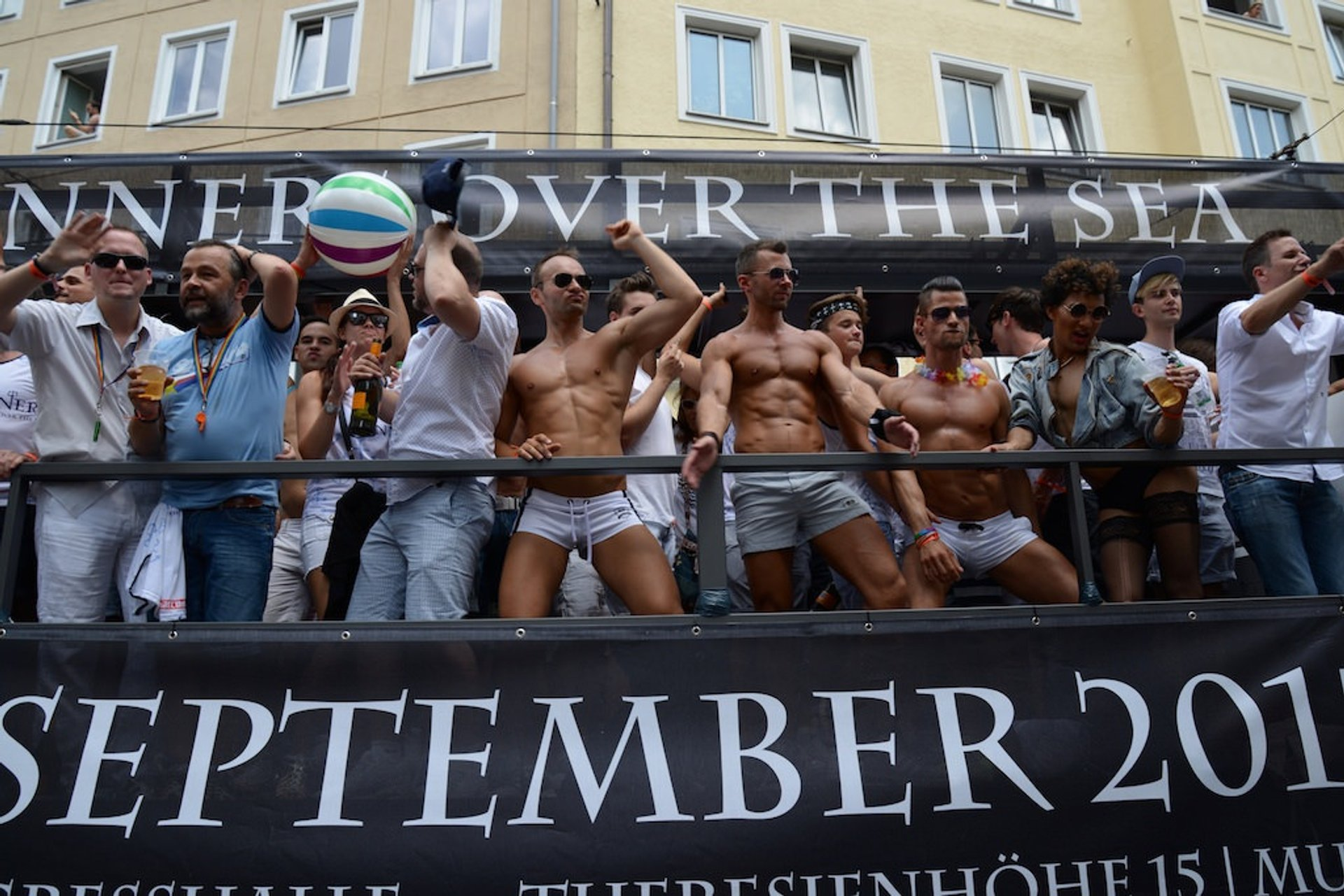 Best time for Munich Pride or Christopher Street Day (CSD) 2020
