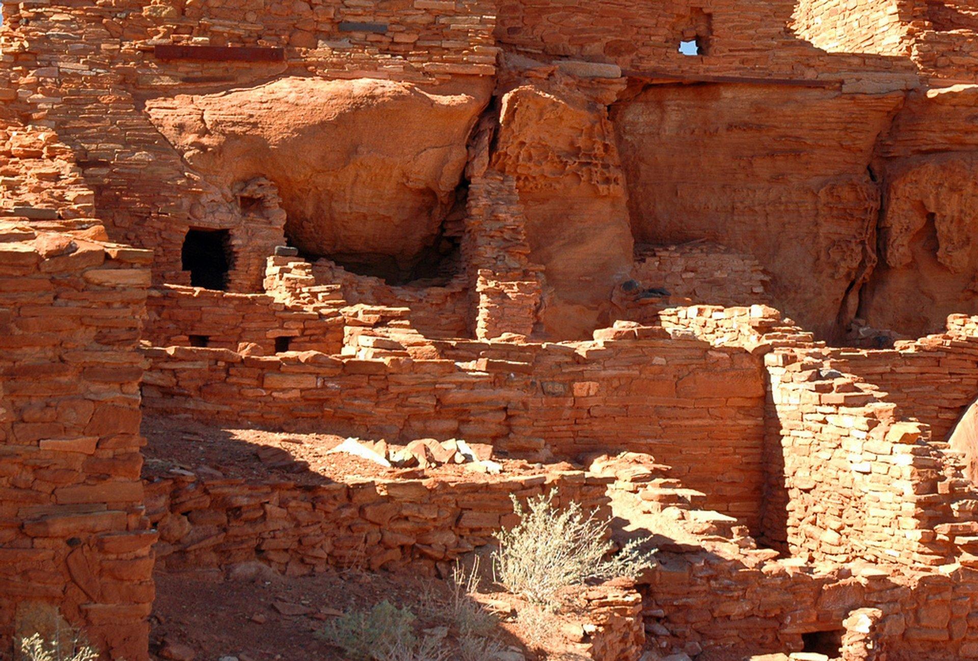 Wupatki National Monument in Arizona - Best Season 2019