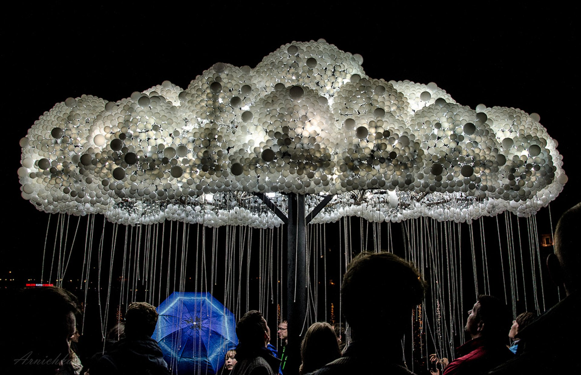 Umbrella under the cloud 2020