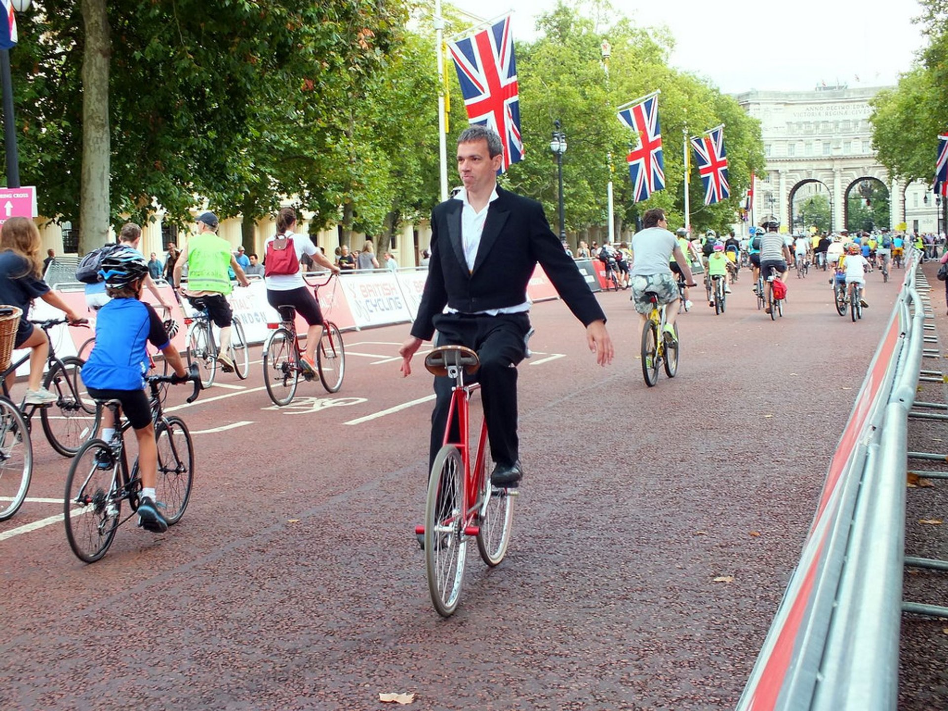 Prudential RideLondon in London 2020 - Best Time