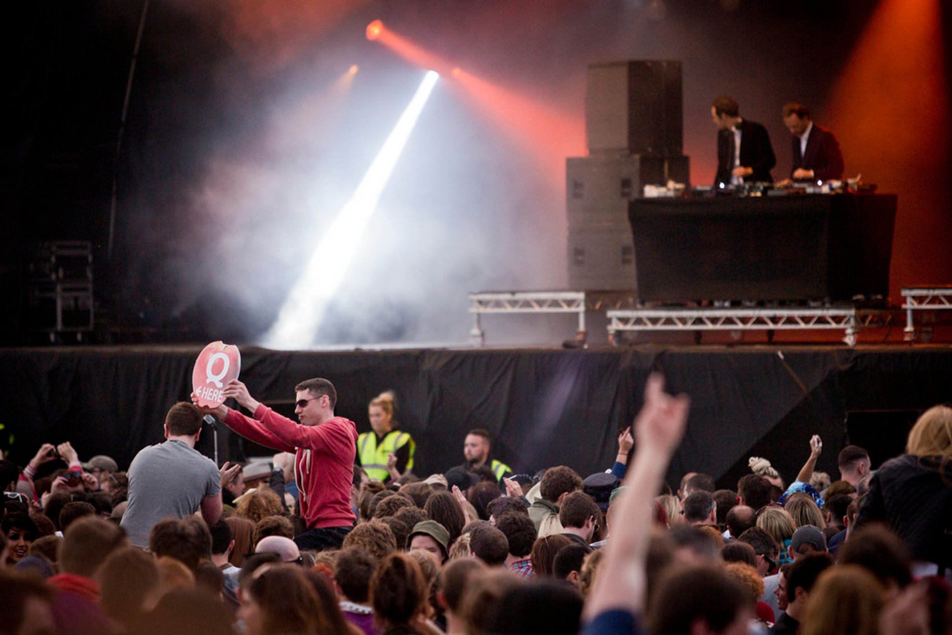 Best time for Forbidden Fruit Festival in Dublin 2019