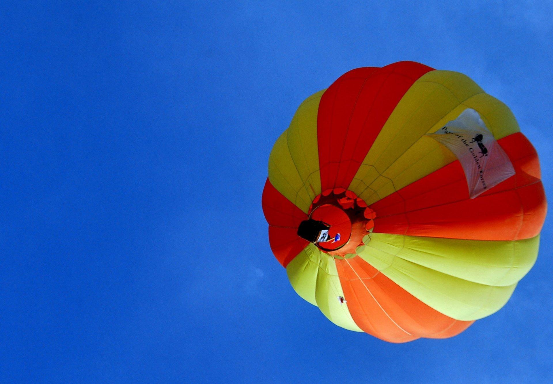 Putrajaya Hot Air Balloon Fiesta 2009 2020