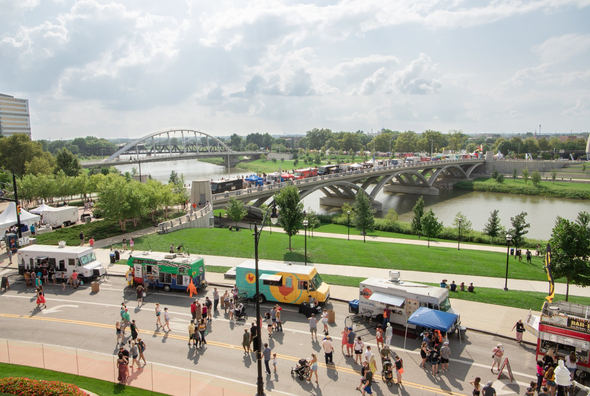 Columbus Food Truck Festival in Ohio 2020 - Best Time