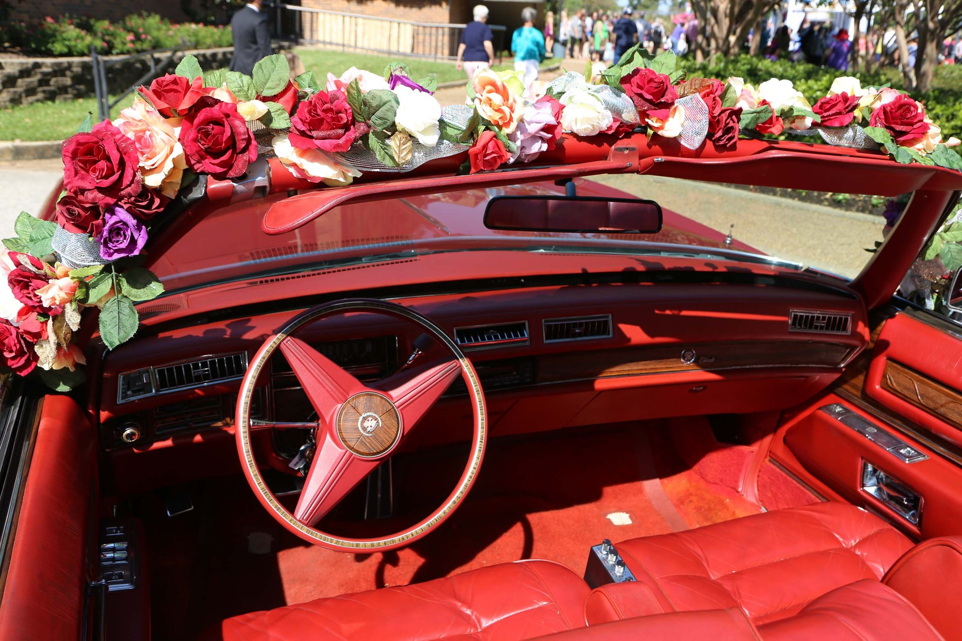 Best time to see Texas Rose Festival in Texas 2020