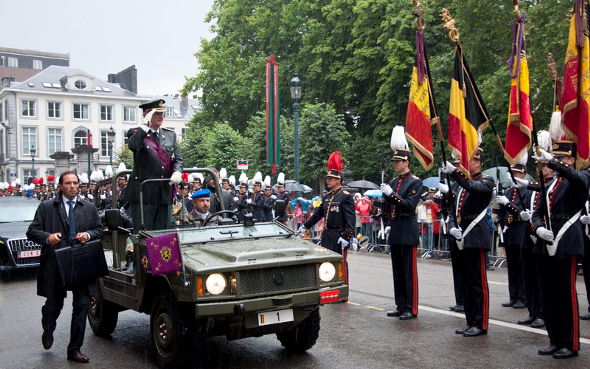 Belgian National Day in Belgium 2020 - Best Time