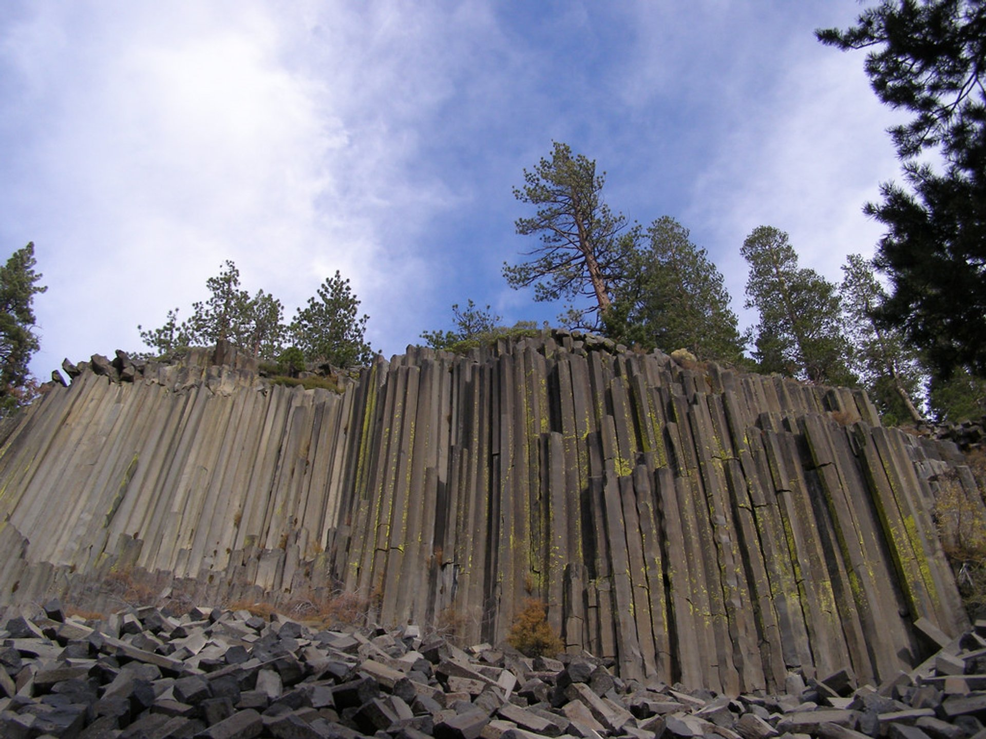 Devils Postpile National Monument in California - Best Time