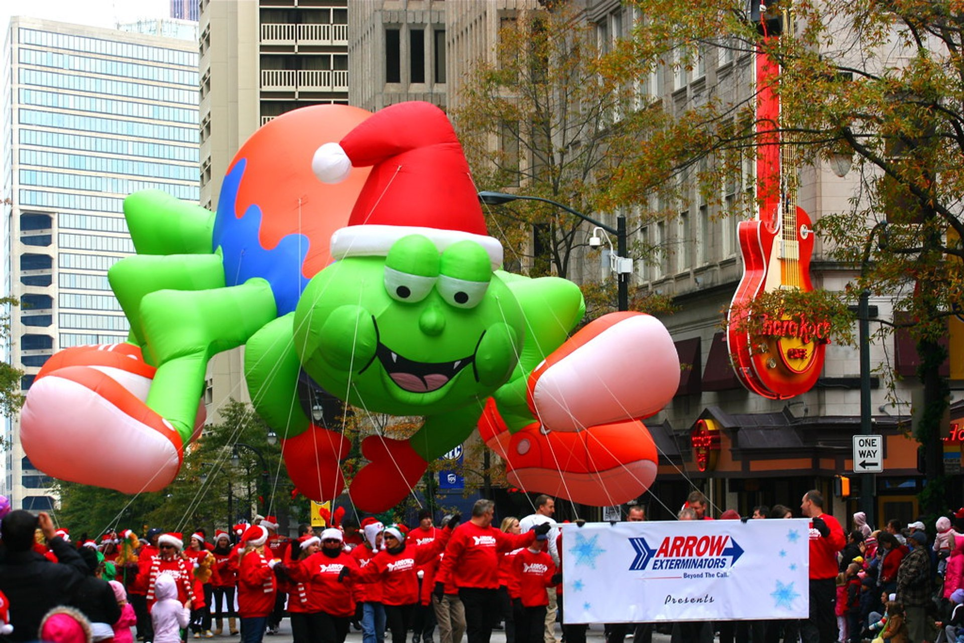 Christmas Parades Near Me 2019.Children S Christmas Parade 2019 In Atlanta Dates Map