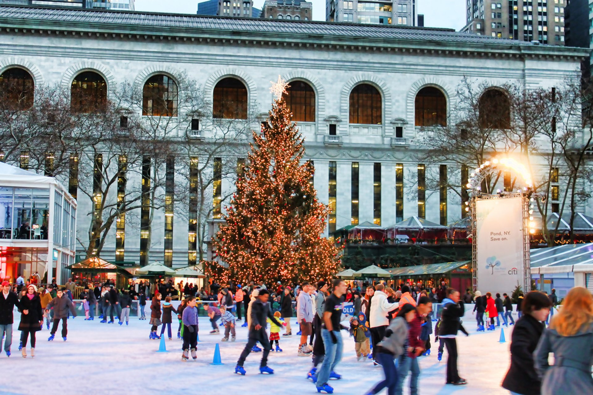 Ice Skating in New York - Best Season 2020