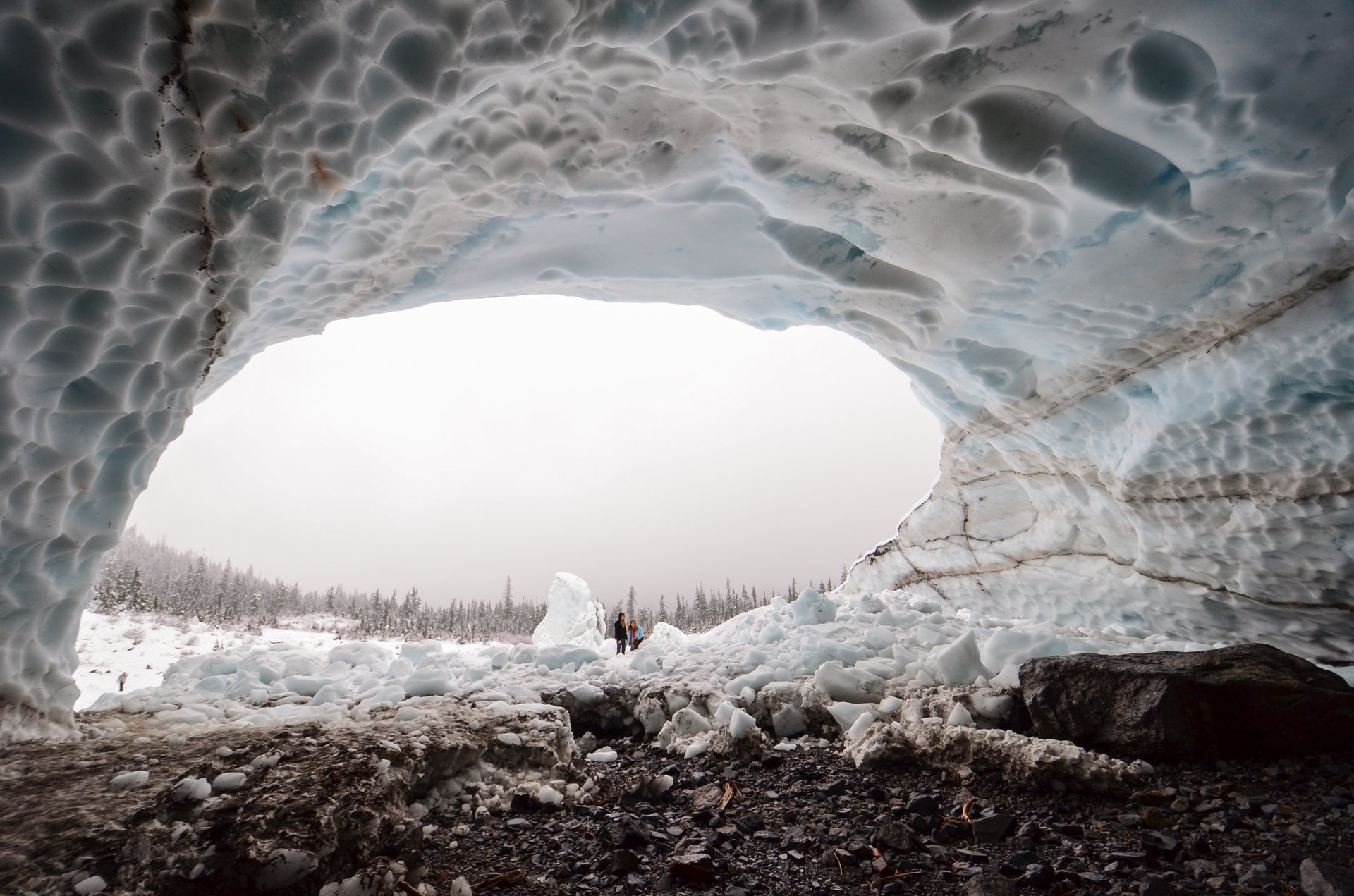 Big Four Ice Caves in Seattle - Best Time