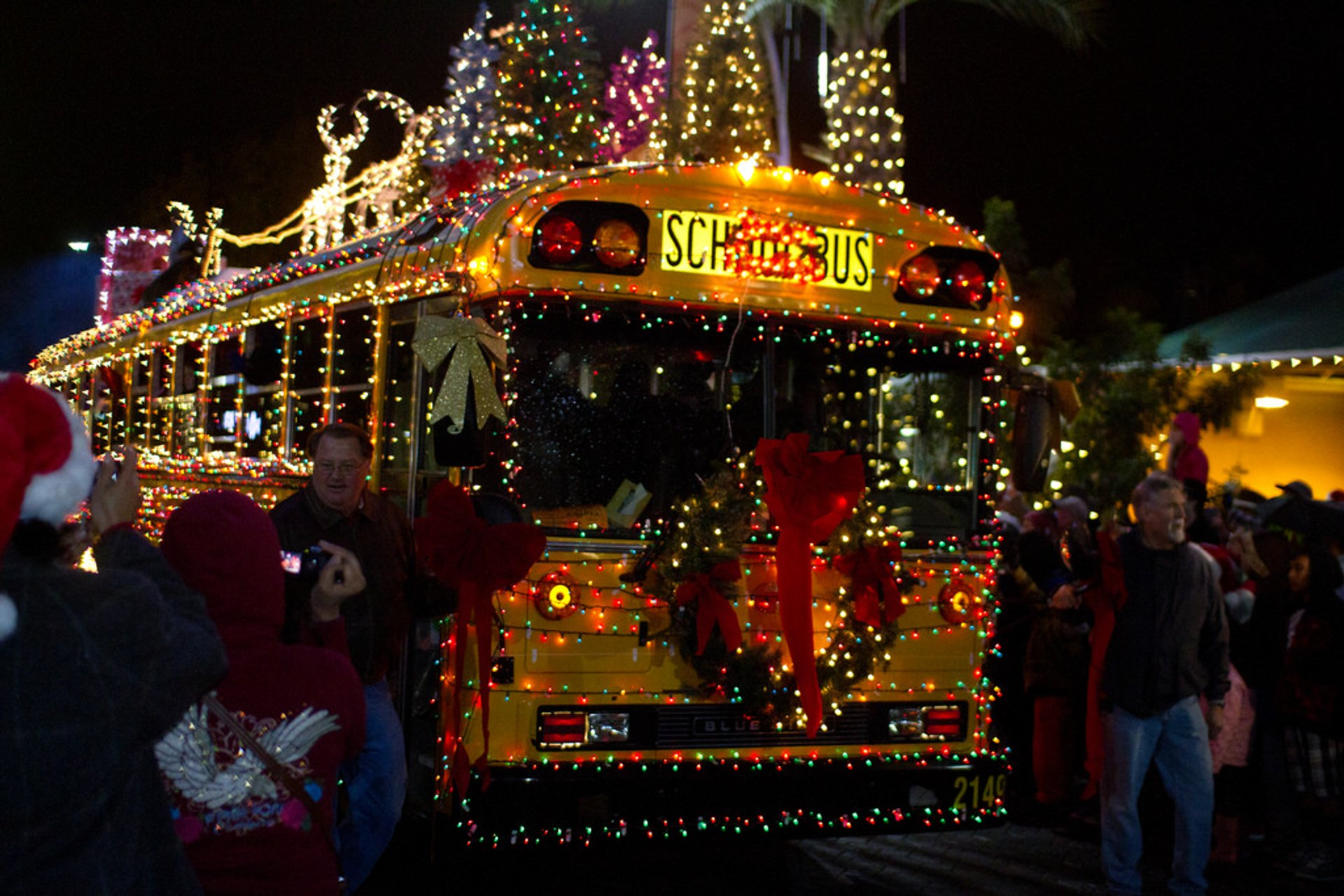 Chandler Parade of Lights in Arizona - Best Season 2020