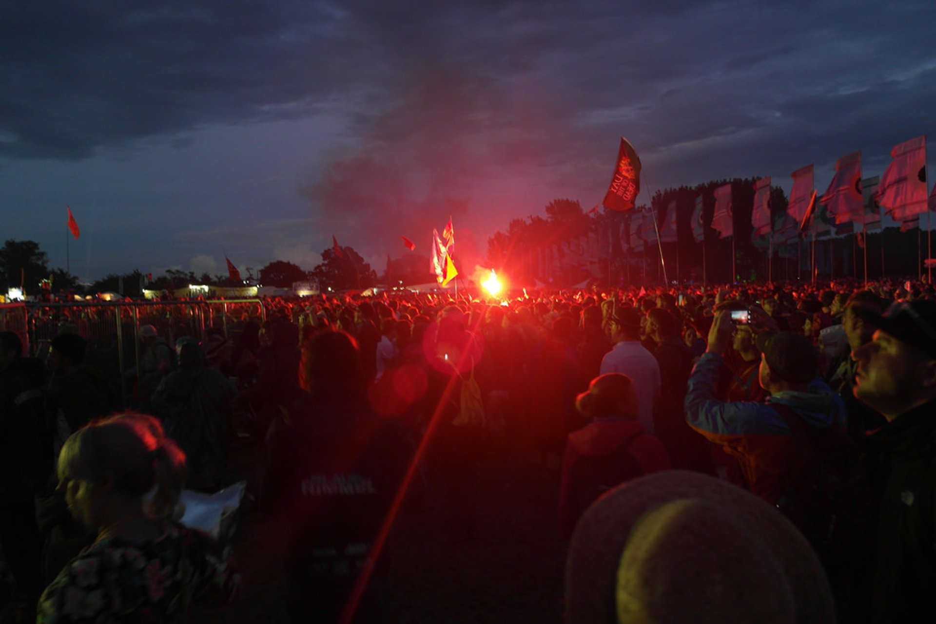 Glastonbury Festival in England - Best Season 2019