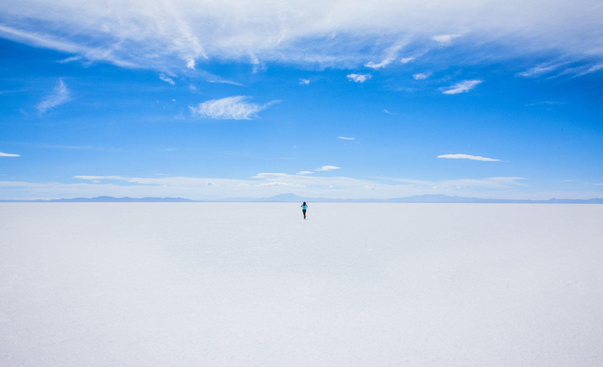 Walk the Salar de Uyuni Salt Flats in Bolivia 2019 - Best Time