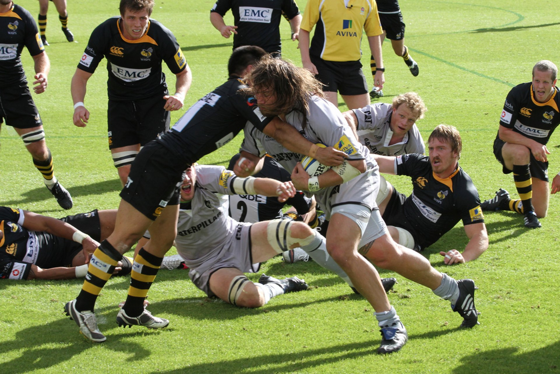Best time for Rugby Union in London