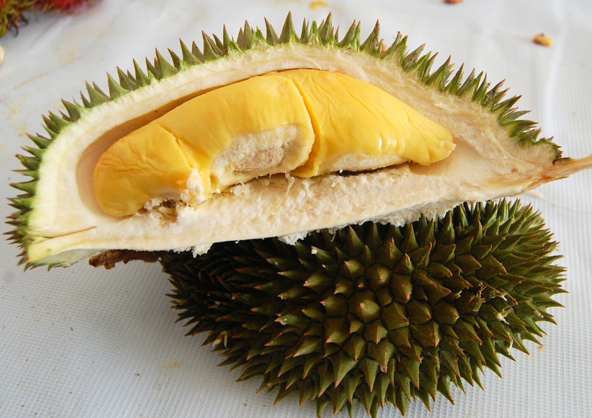 Durian in Bali 2019 - Best Time