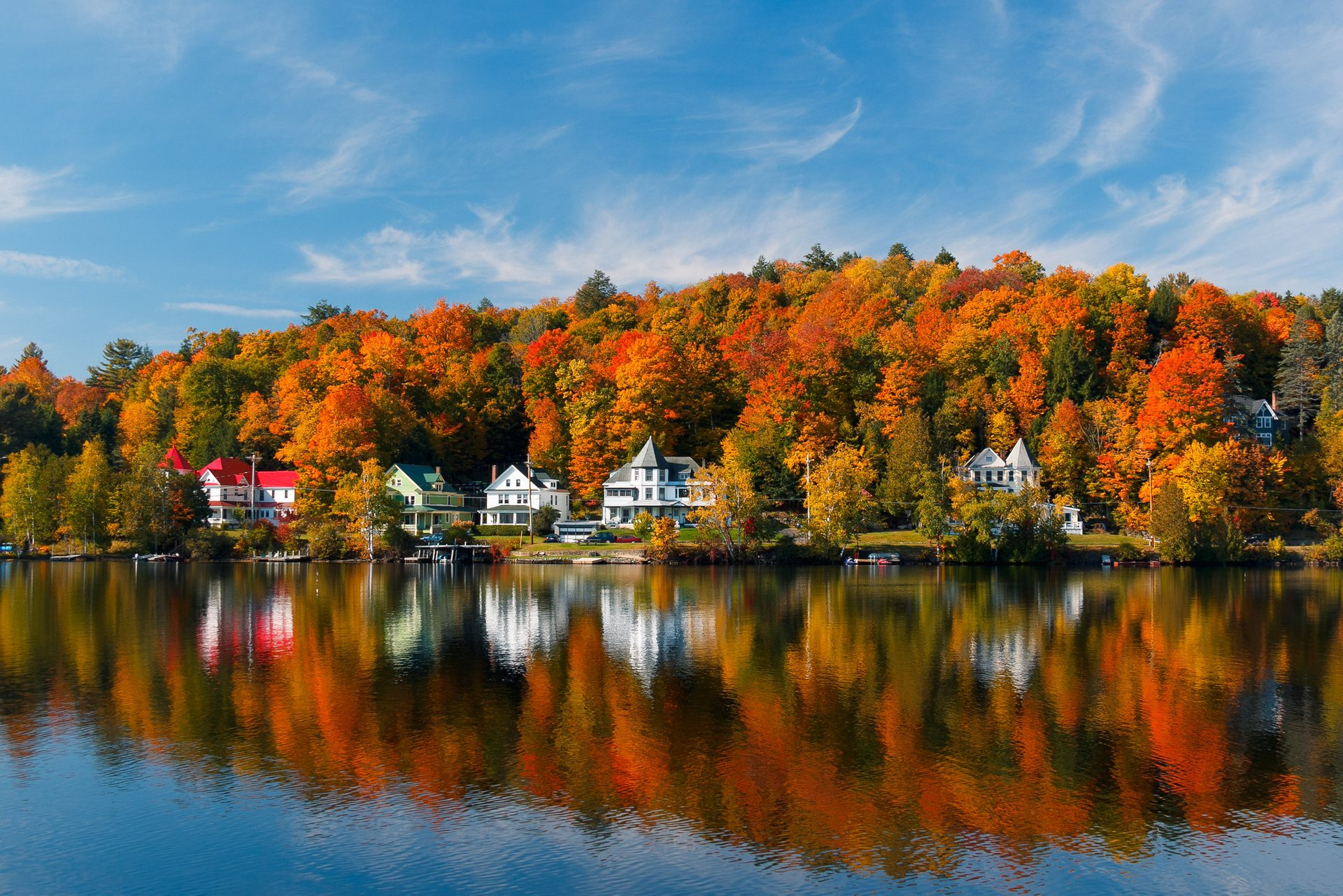 Adirondack Lakes in New York State 2020 - Best Time