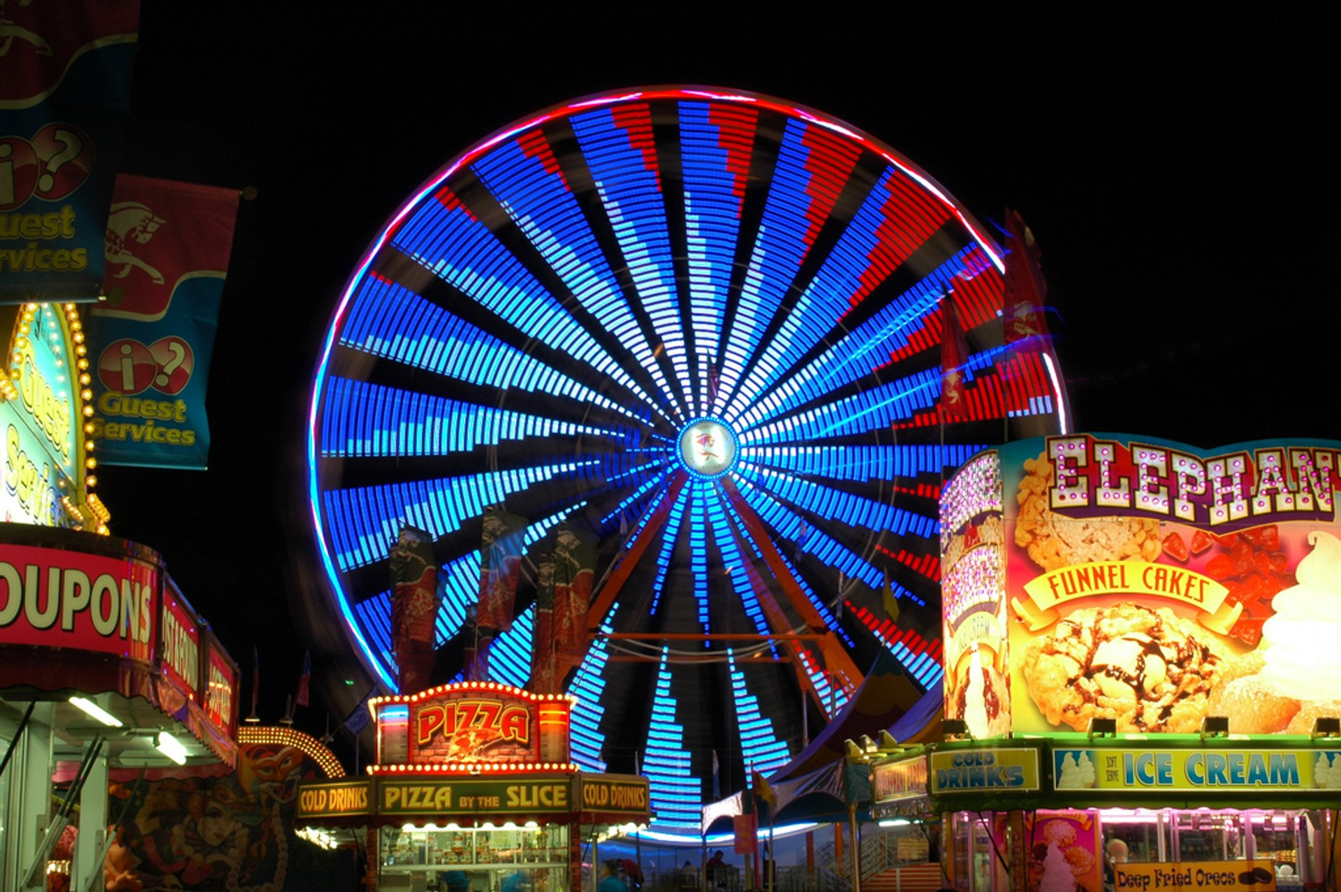 Indiana State Fair 2019 in Midwest - Dates & Map