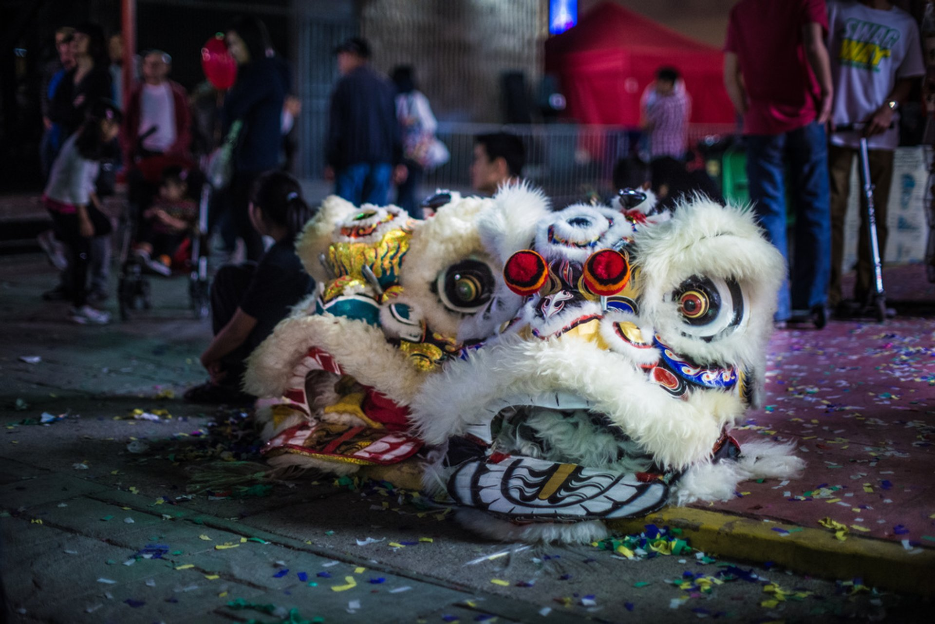 Best time to see Chinese New Year in Los Angeles 2019