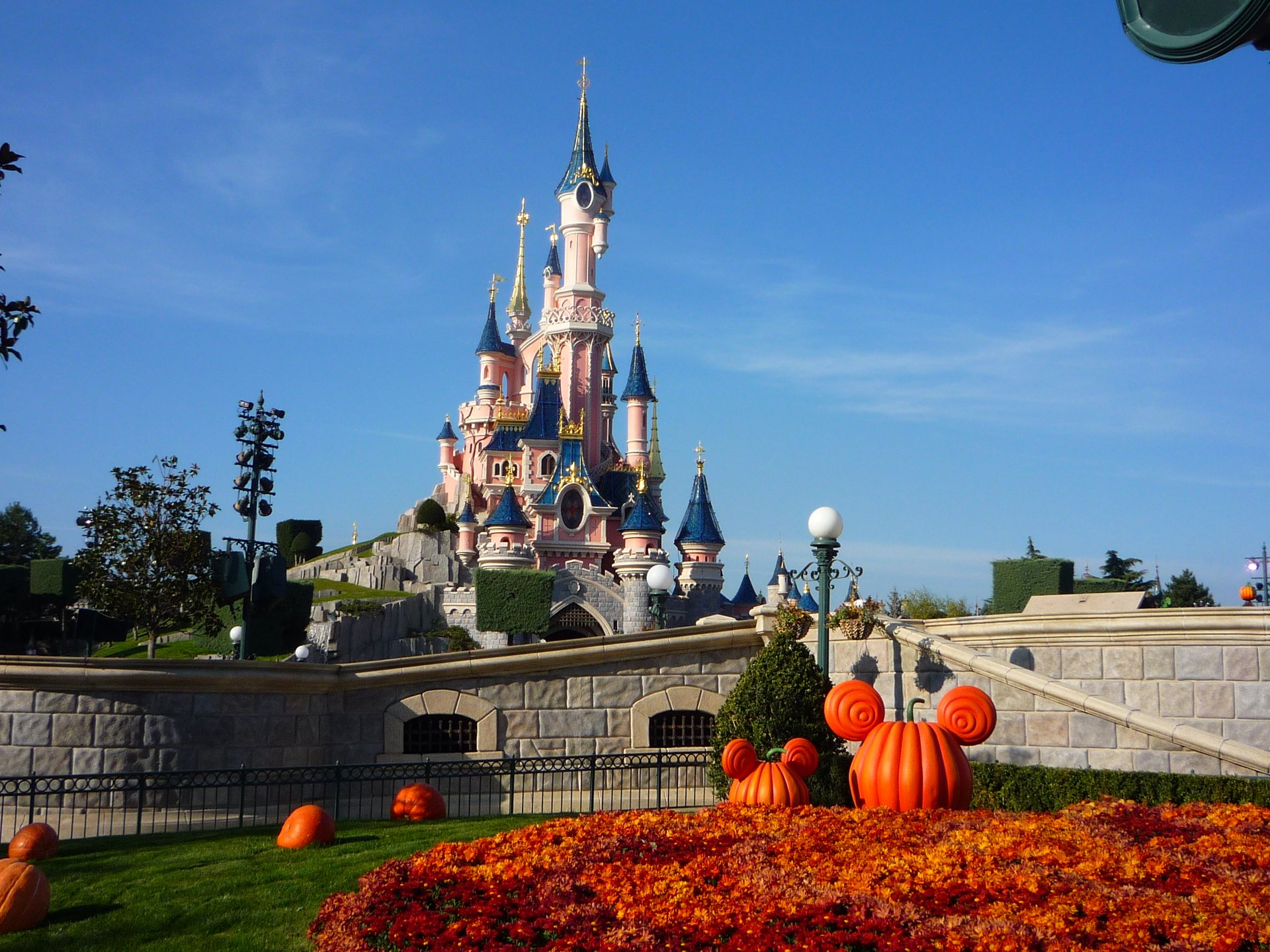 Halloween at Disneyland Paris 2020