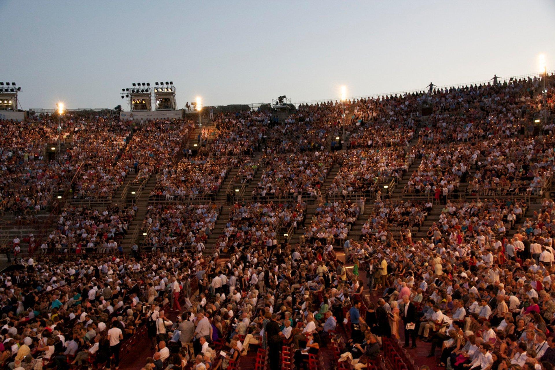 Arena di Verona Opera Festival in Italy - Best Season 2020
