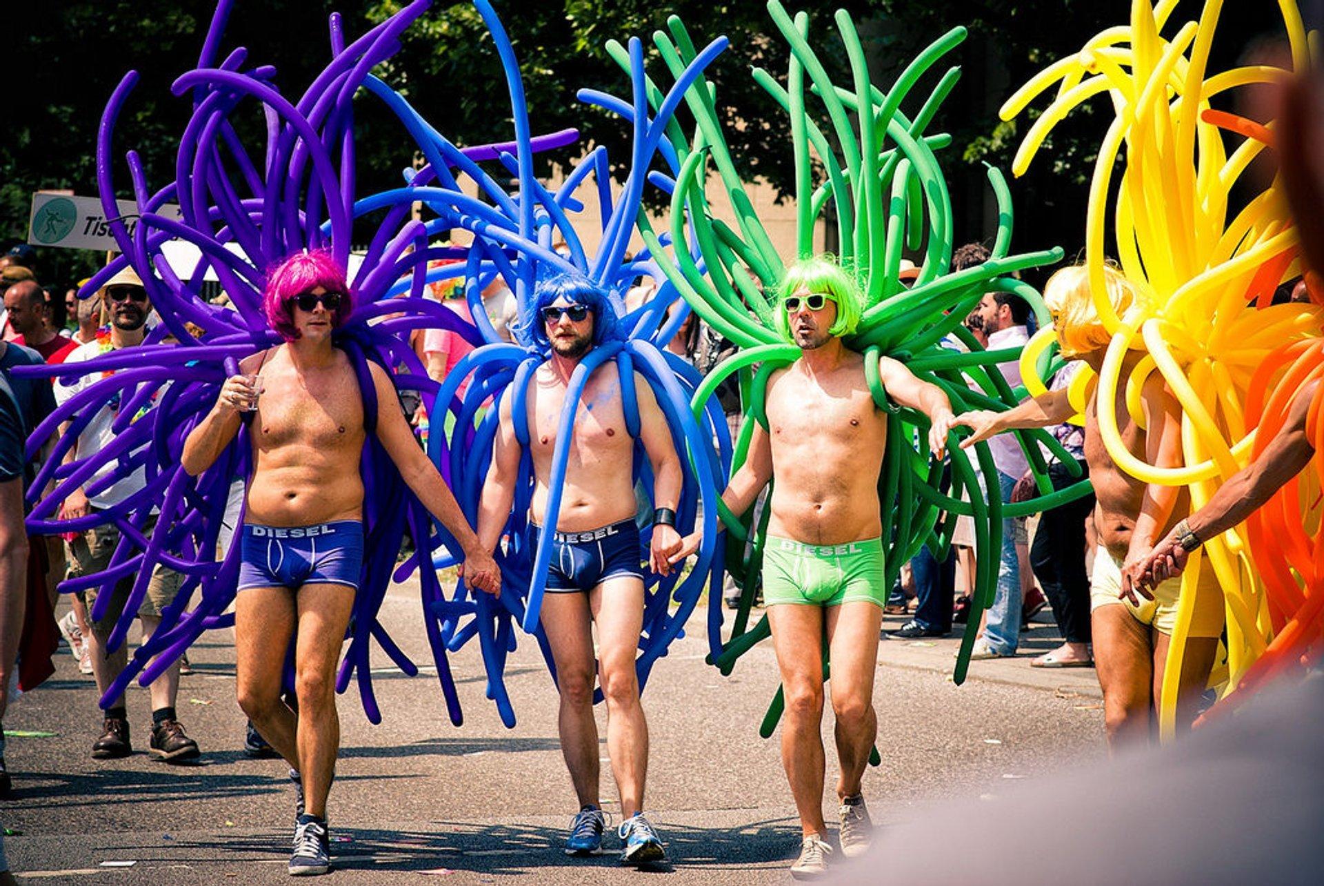 Munich Pride or Christopher Street Day (CSD) in Munich - Best Season 2020