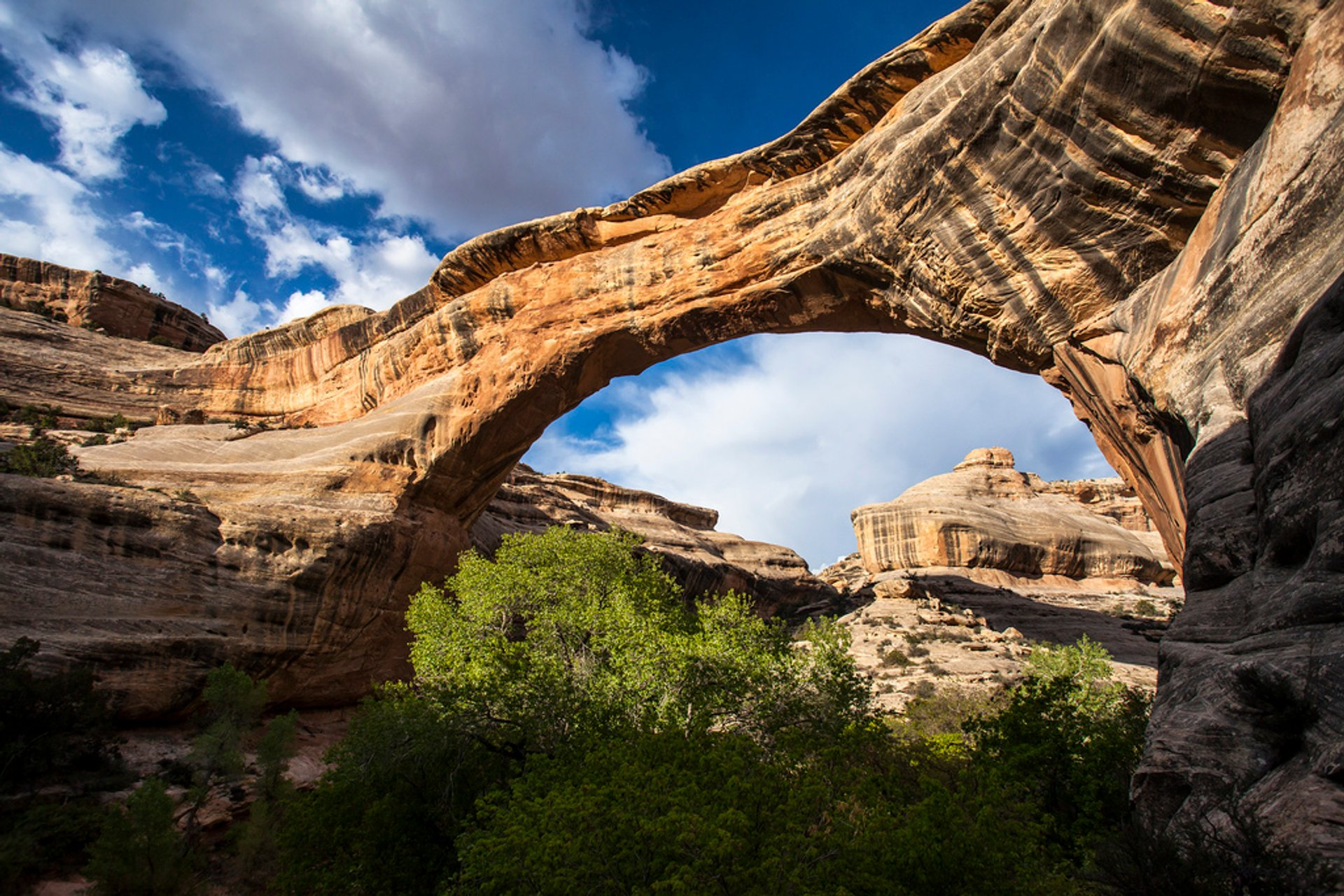 Natural Bridges National Monument in Utah 2019 - Best Time