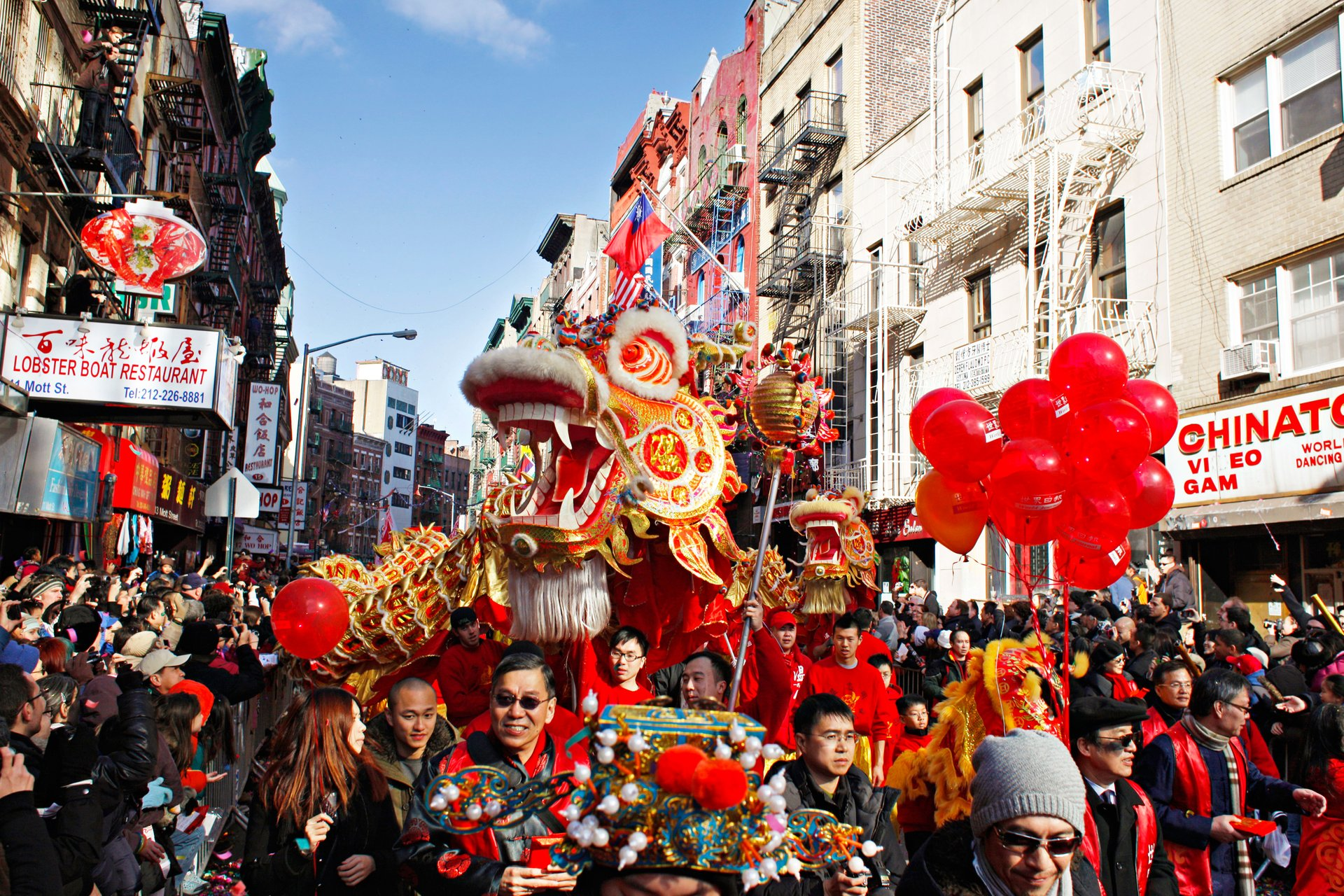 Chinese New Year in New York 2020 - Best Time
