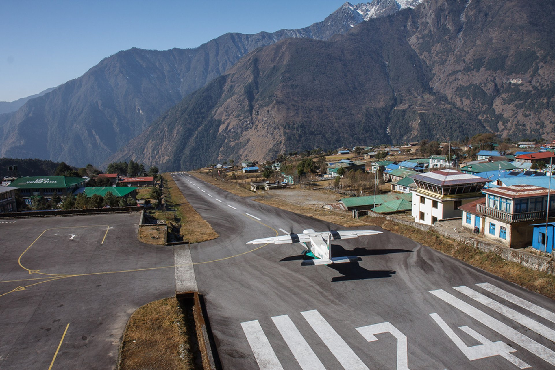 Lukla Tenzing–Hillary Airport in Nepal 2020 - Best Time
