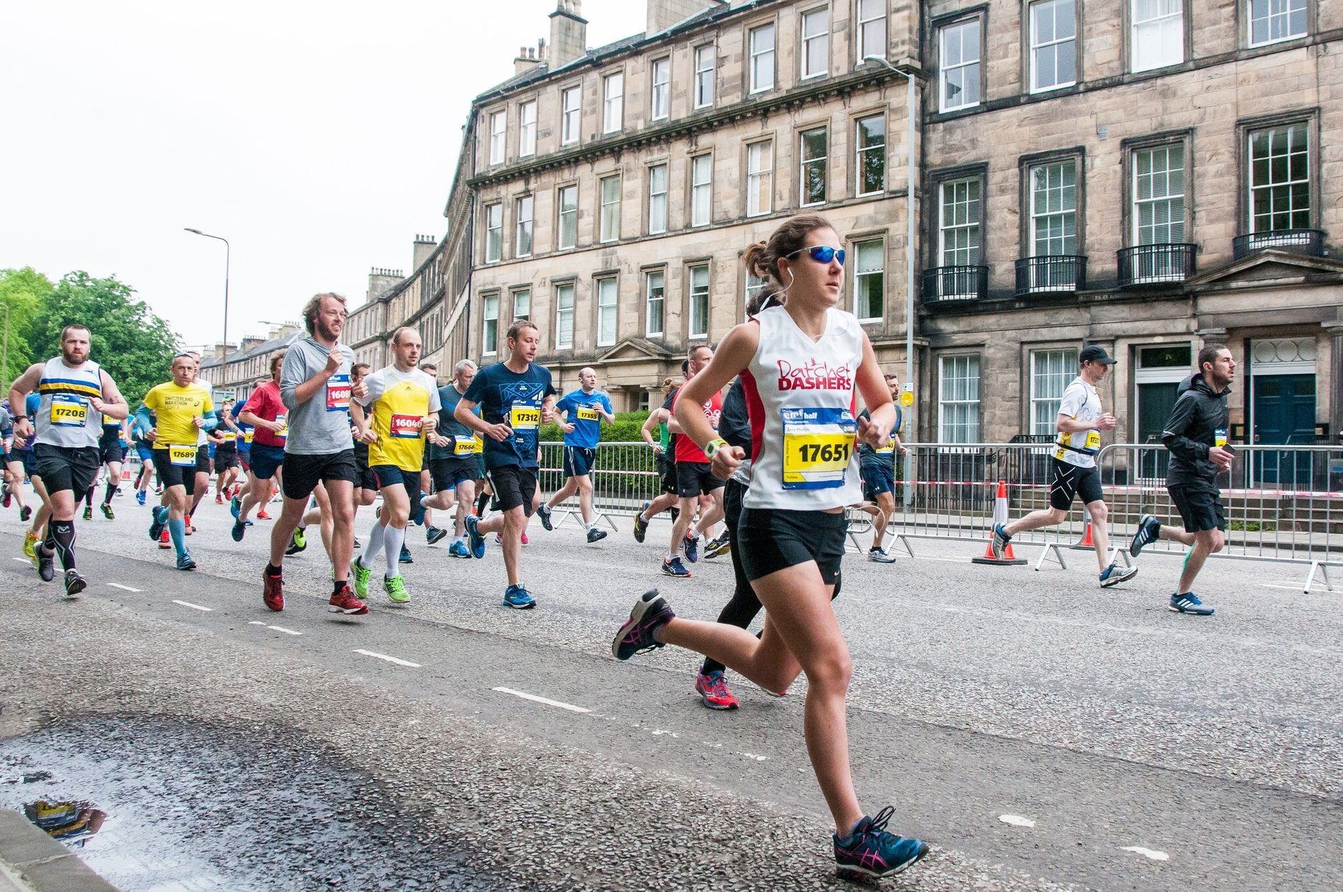 Best time to see Edinburgh Marathon in Edinburgh 2020