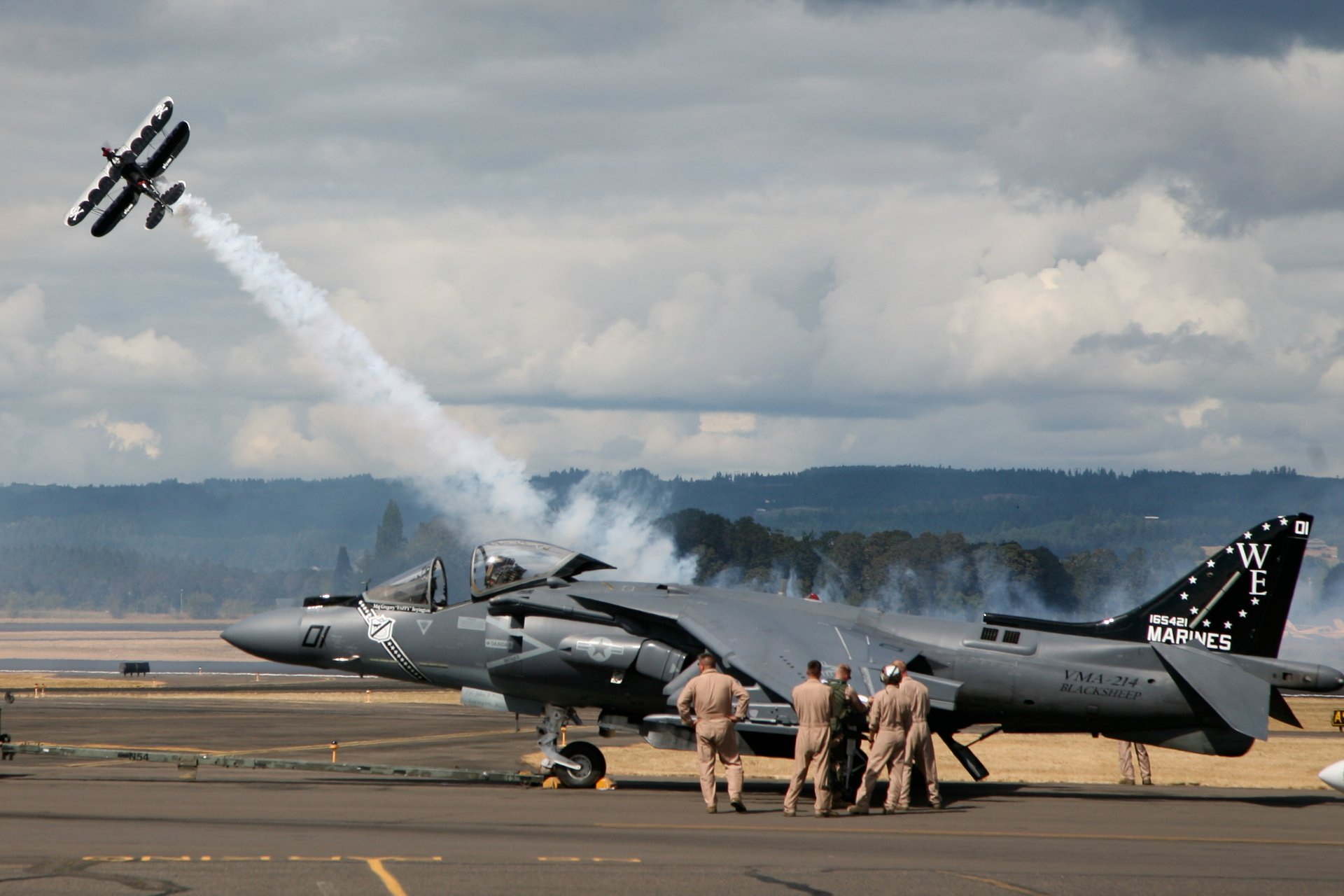 Best time for Oregon International Air Show in Oregon 2020