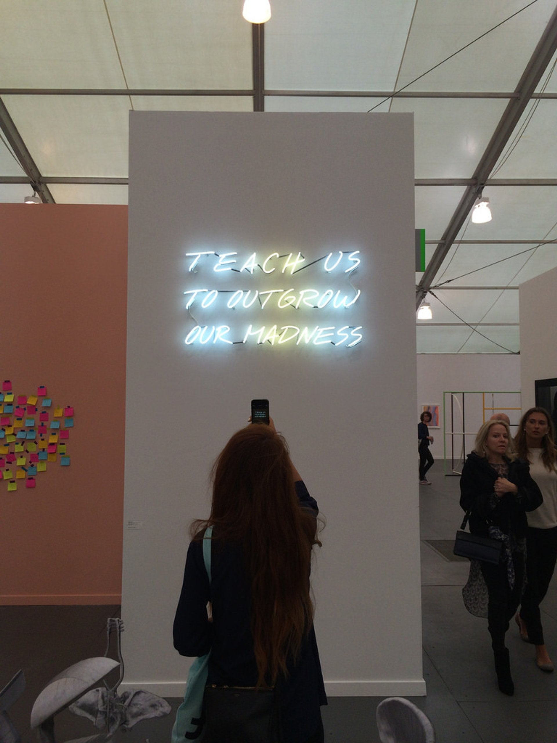 Best time to see Frieze New York in New York