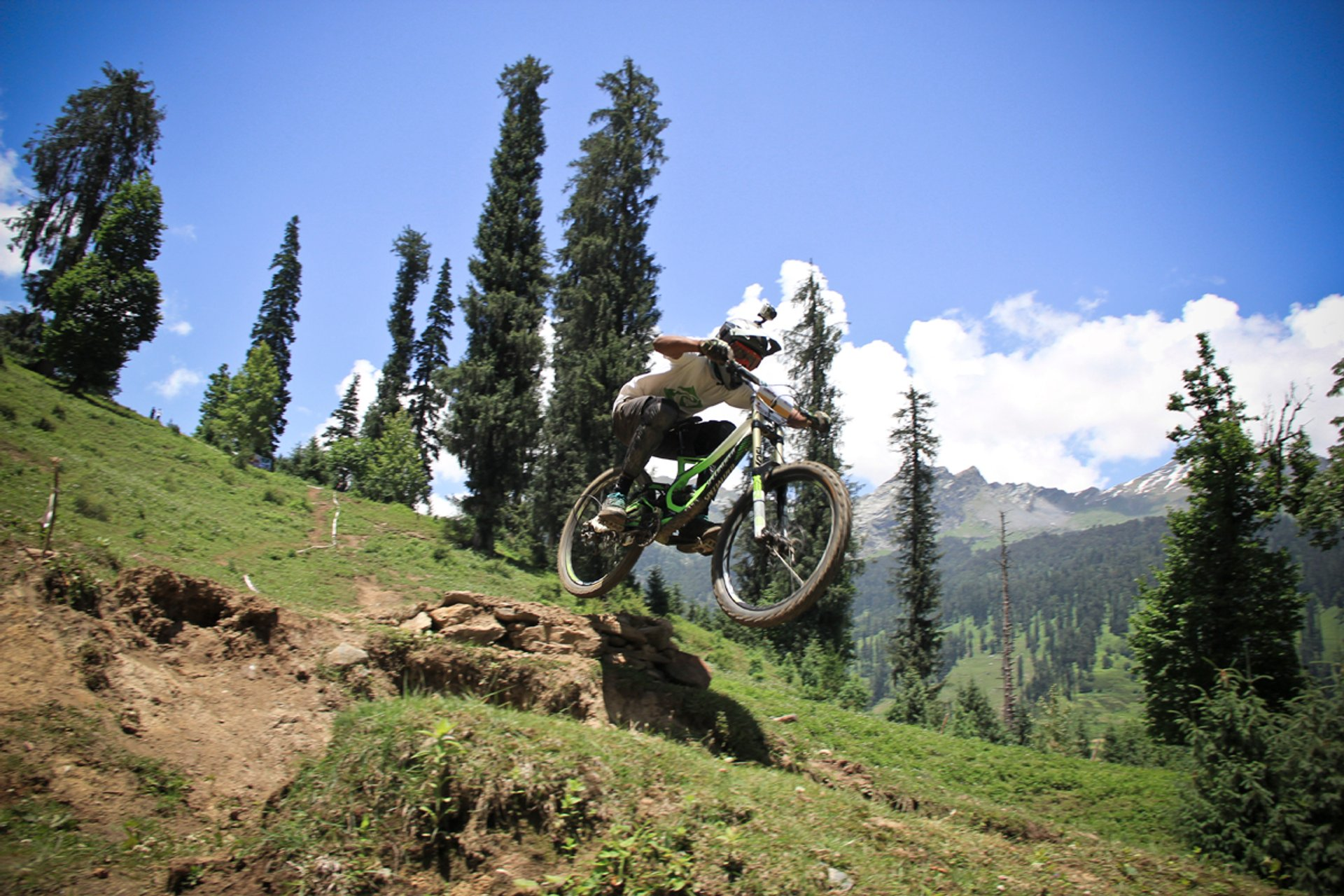 Himalayan Mountain Bike Festival in India 2020 - Best Time