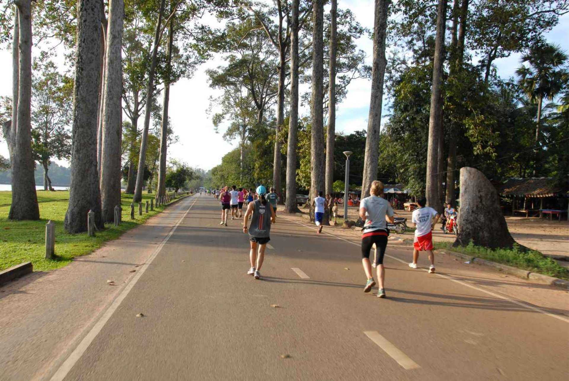 Angkor Wat International Half Marathon in Cambodia - Best Season 2020