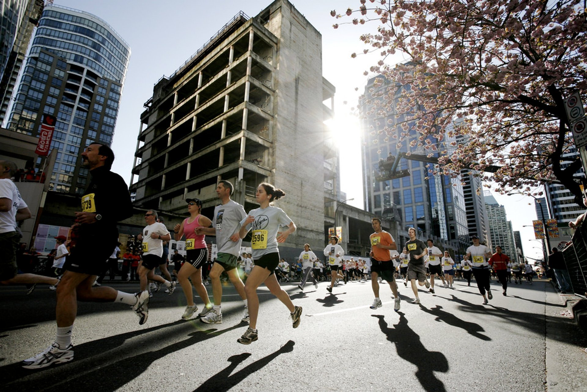 Vancouver Sun Run in Vancouver - Best Time