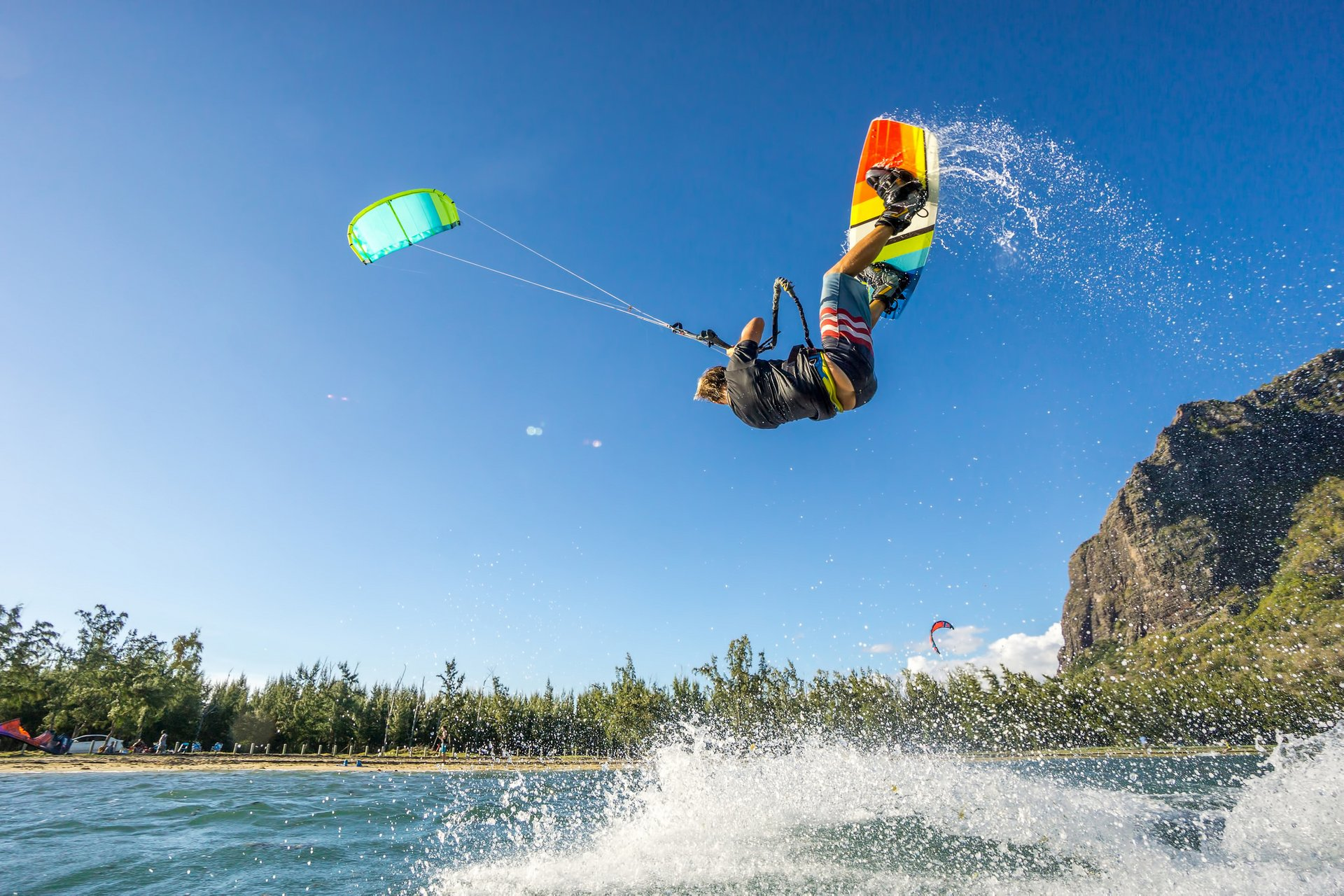 Kitesurfing in Mauritius 2019 - Best Time