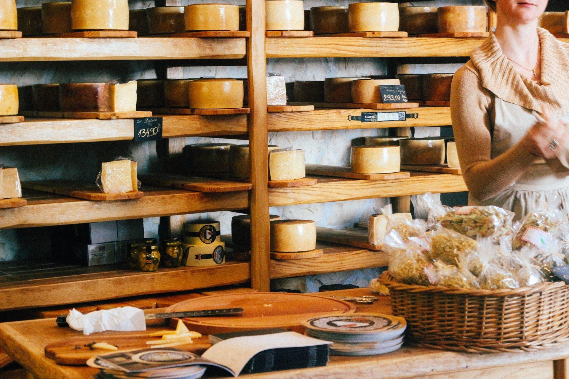 Pag Cheese Season in Croatia - Best Season