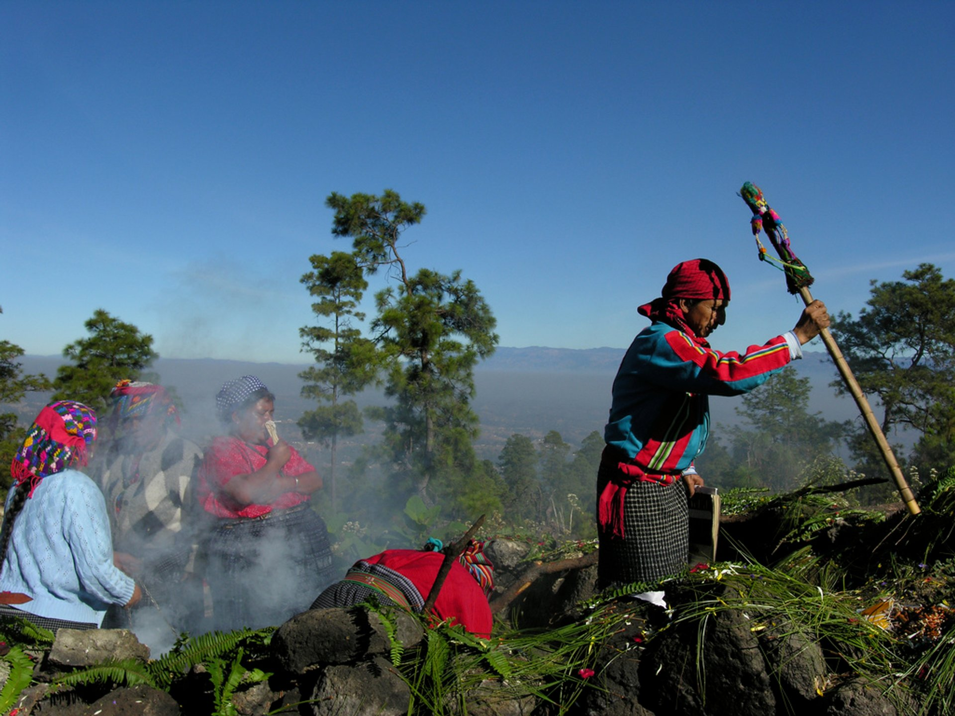 Best time to see Mayan New Year in Guatemala