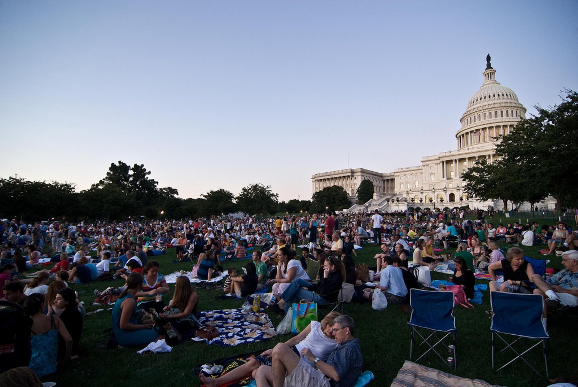 Labor Day Concert in Washington, D.C. - Best Season 2020