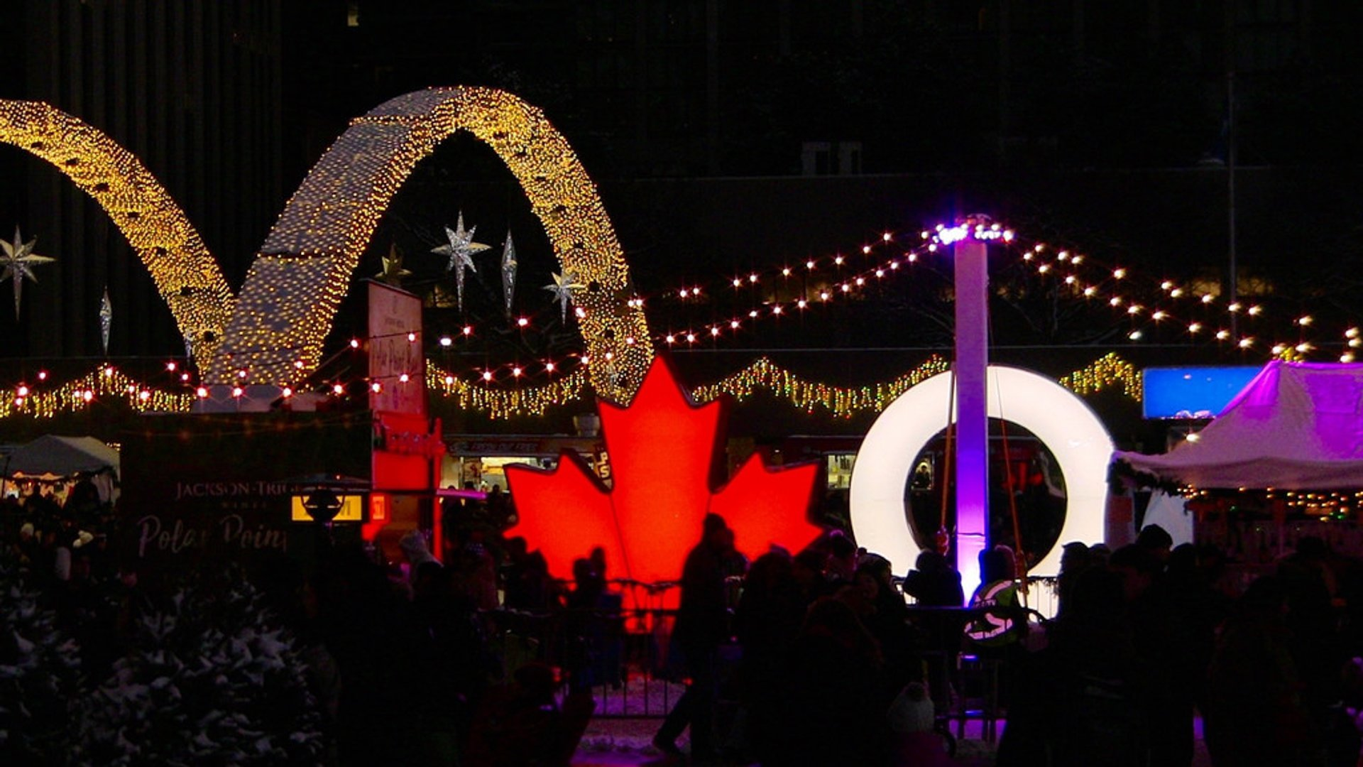 Nathan Phillips Square 2019