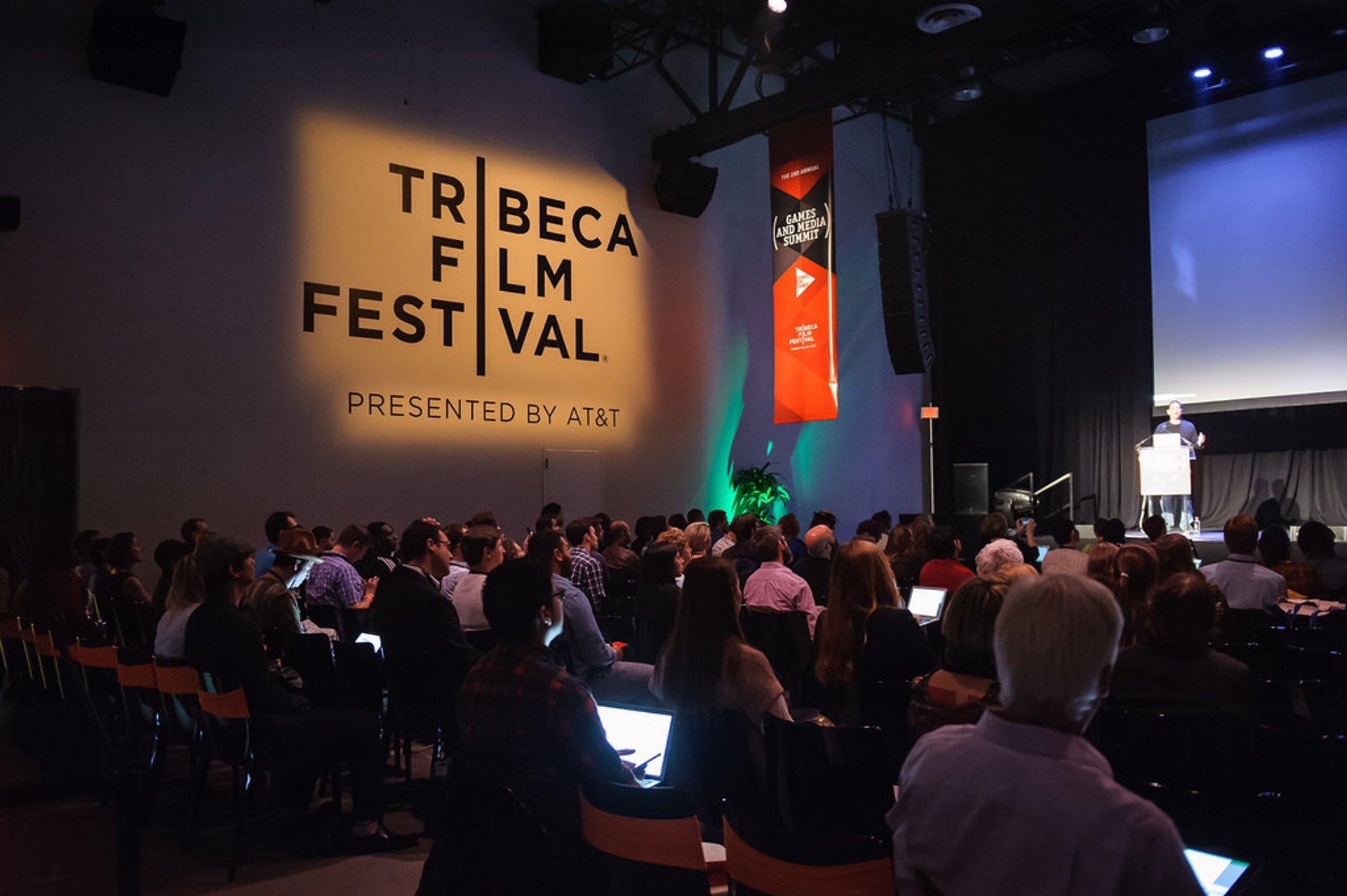 Tribeca Film Festival in New York 2020 - Best Time