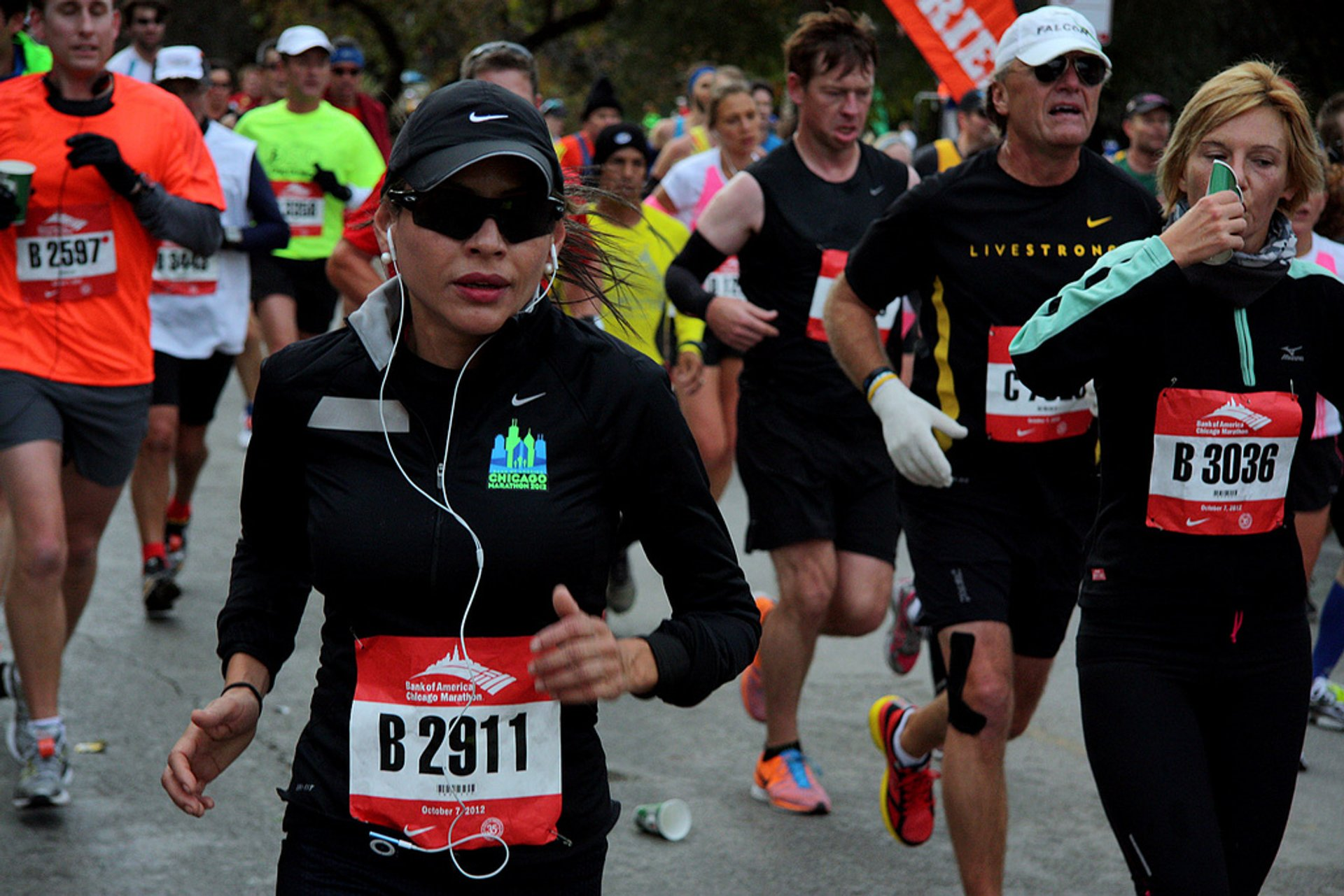 Best time to see Chicago Marathon in Chicago 2020