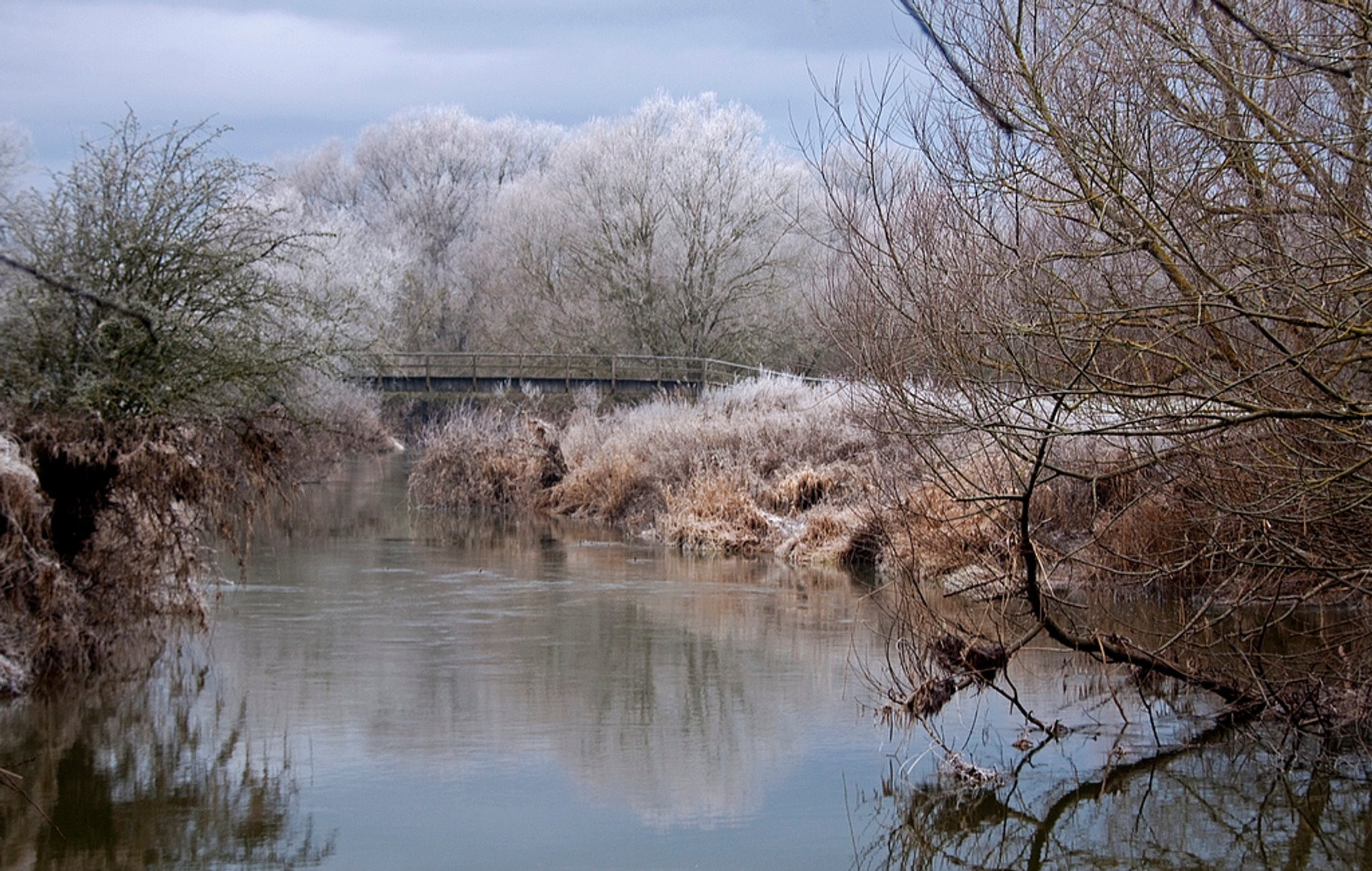 Winter  in England 2020 - Best Time