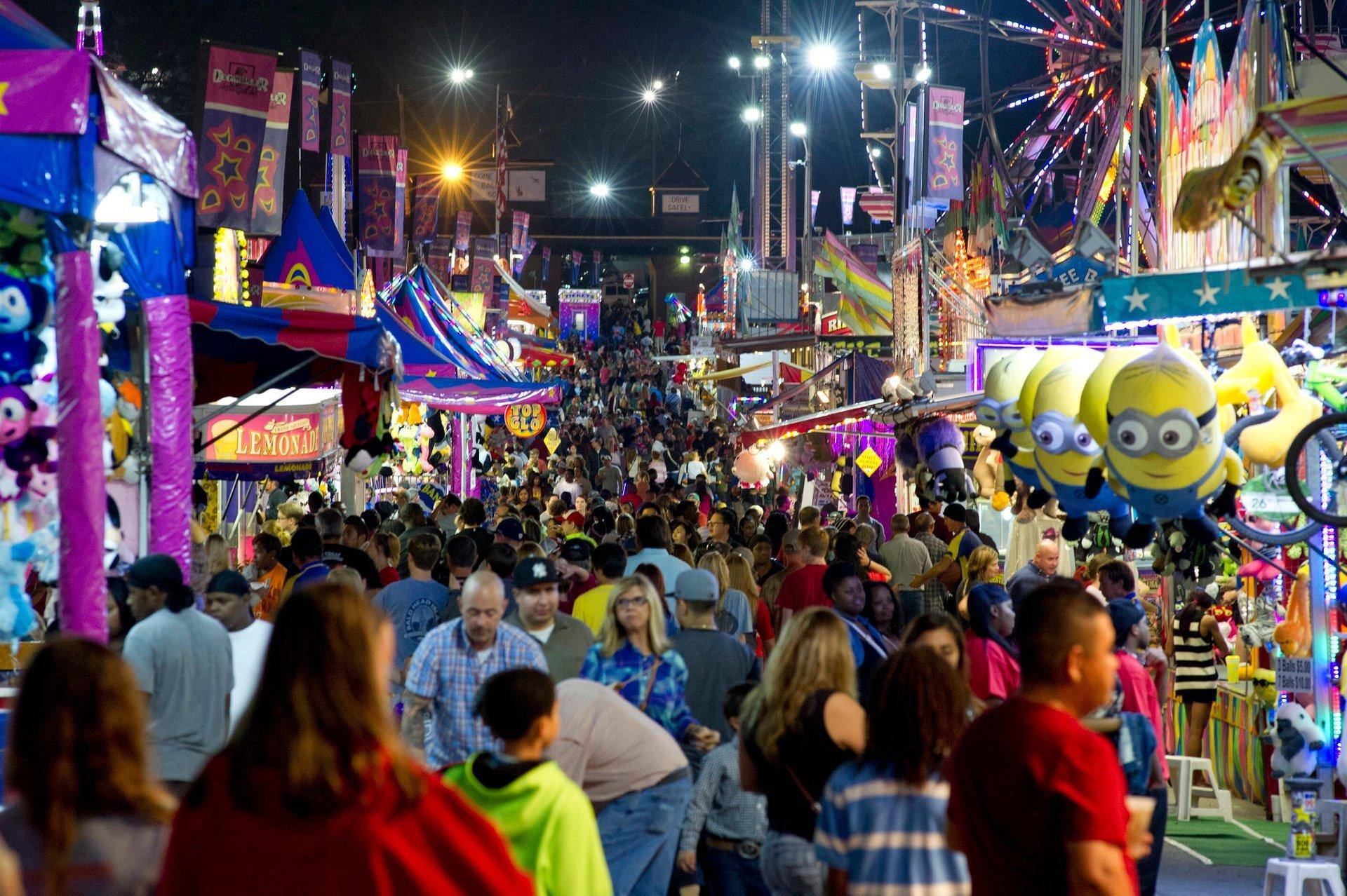 Arkansas State Fair in Arkansas - Best Season 2020