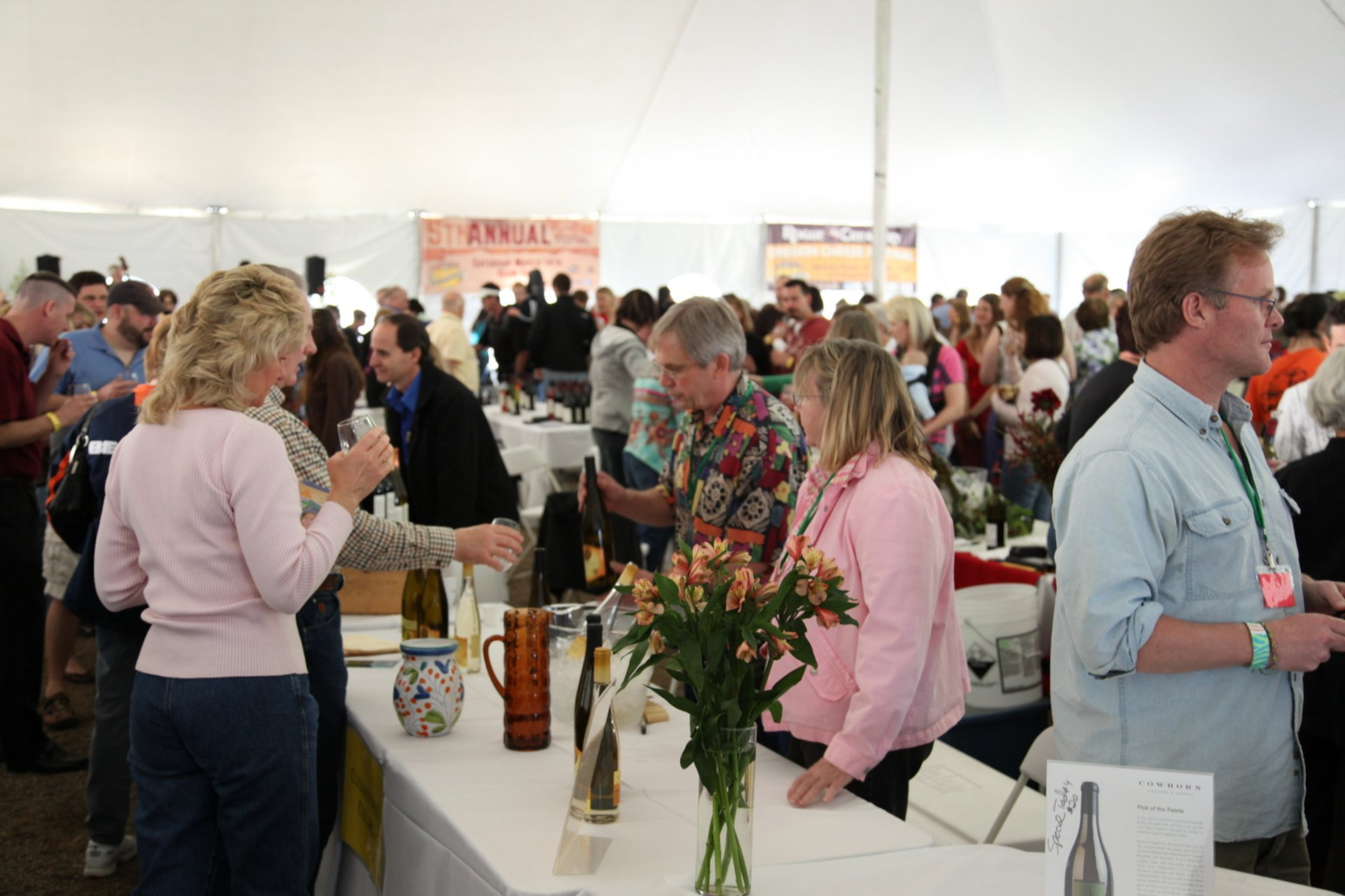 Oregon Cheese Festival in Oregon - Best Season 2020