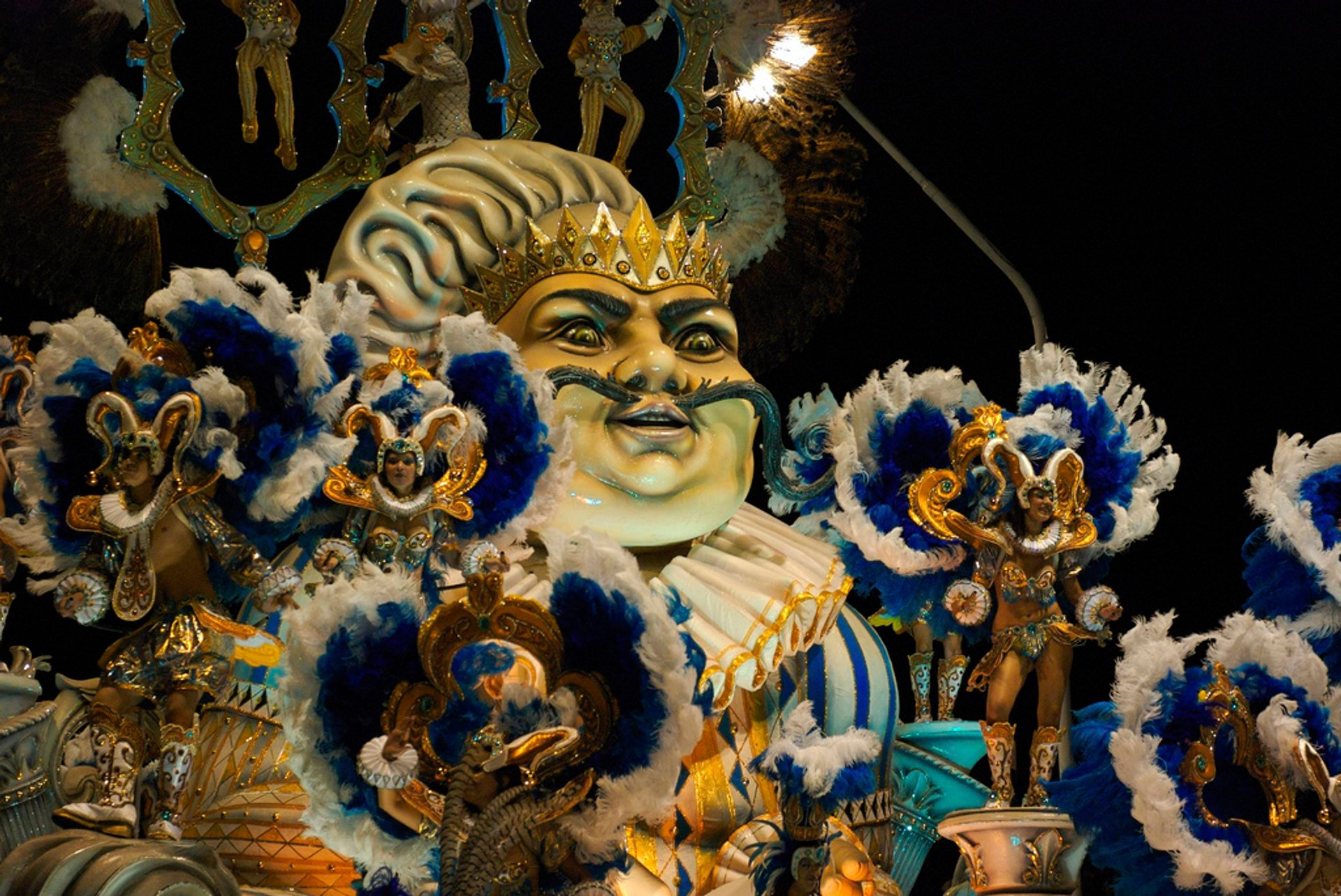 Carnaval del País in Gualeguaychú in Argentina - Best Season 2020