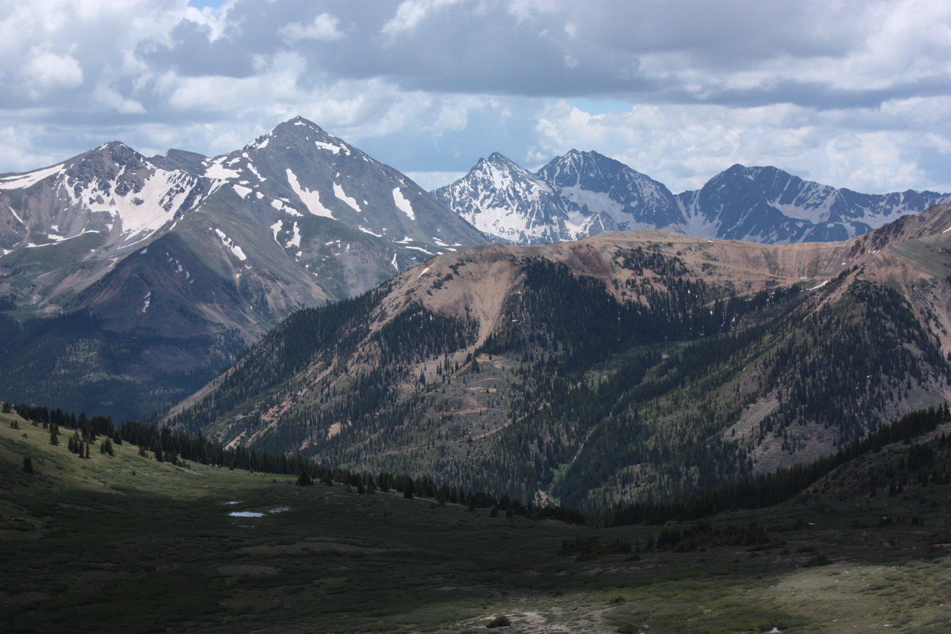 Best time for La Plata Peak in Colorado 2020