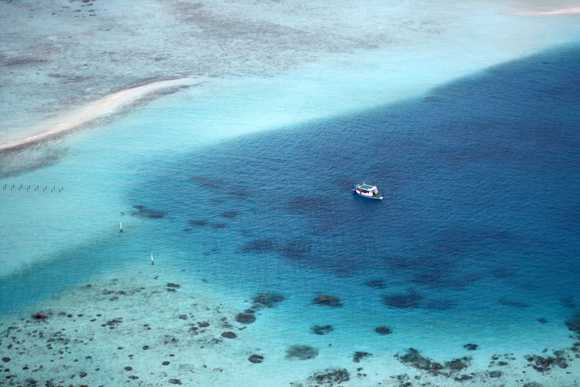 Boating in Maldives - Best Season 2019
