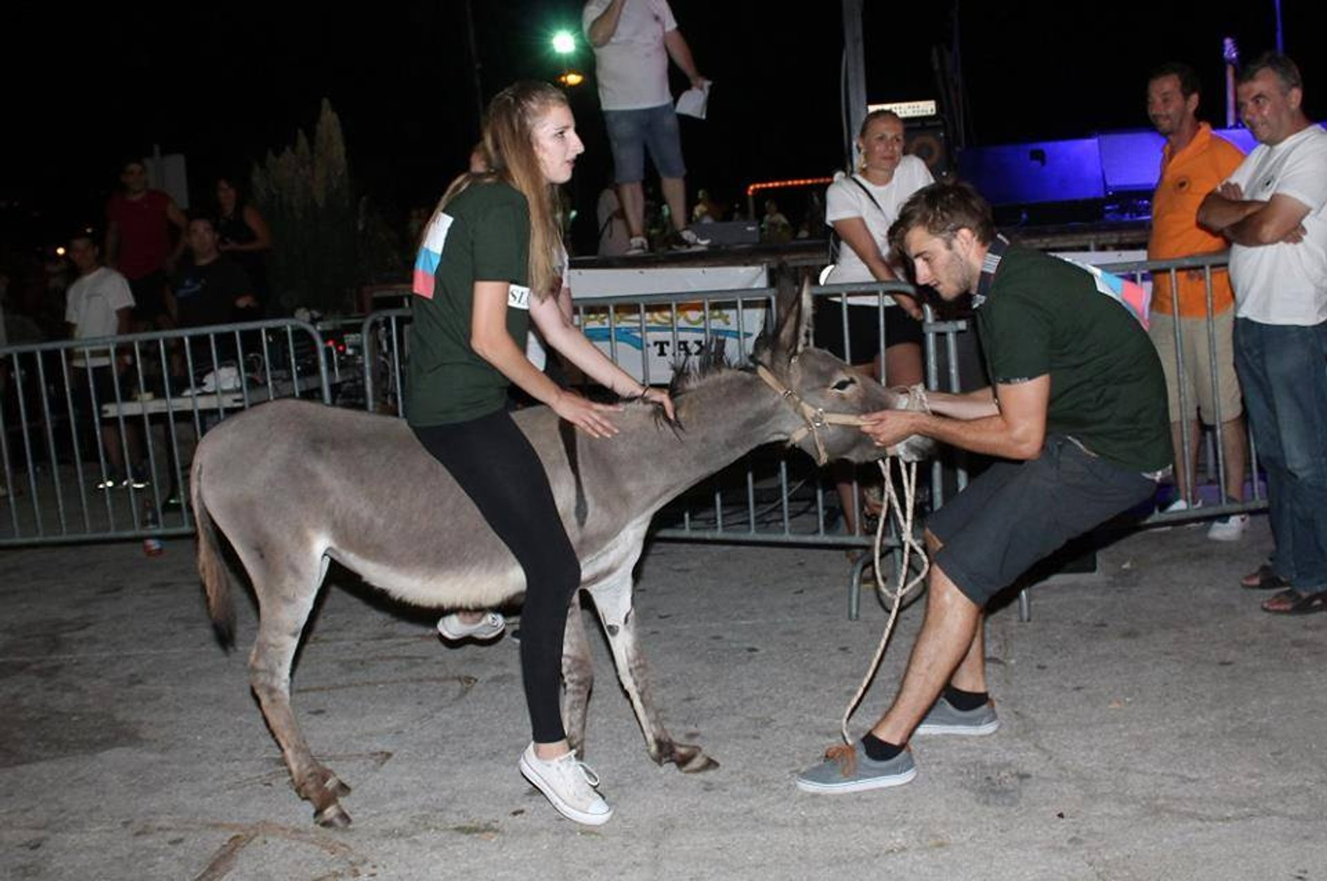 International Donkey Race in Croatia - Best Season