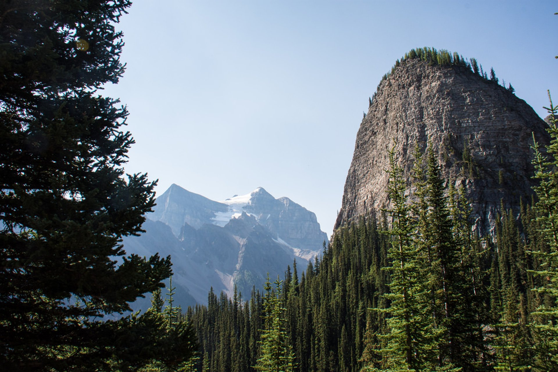 Big Beehive in Banff & Jasper National Parks - Best Season 2020